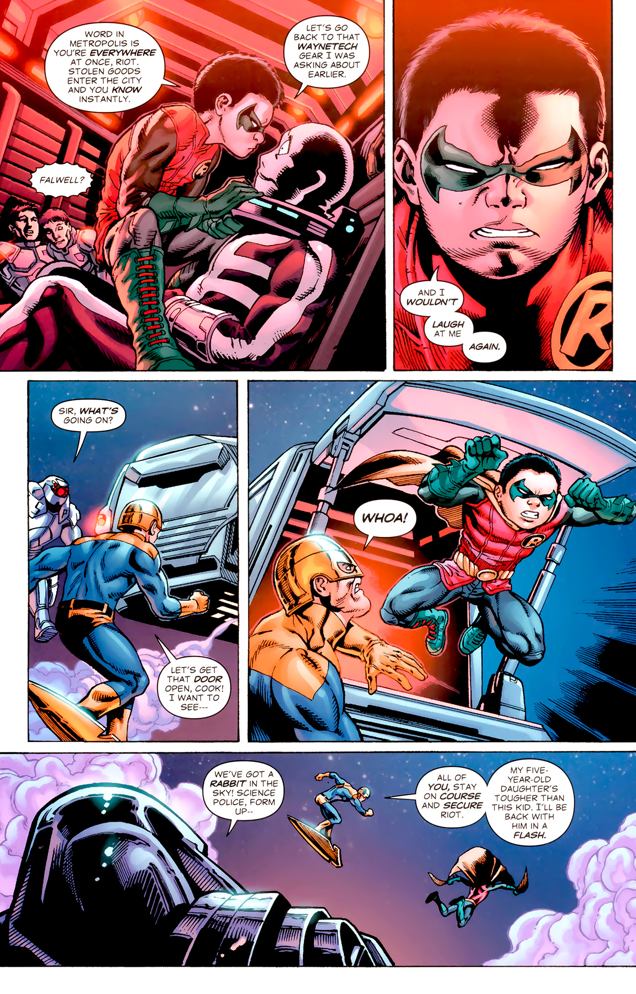 Read online World's Finest (2009) comic -  Issue #2 - 13