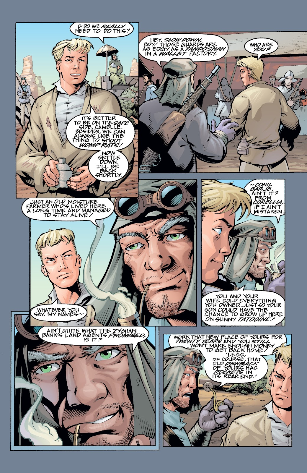 Read online Star Wars Legends Epic Collection: The Menace Revealed comic -  Issue # TPB (Part 1) - 100