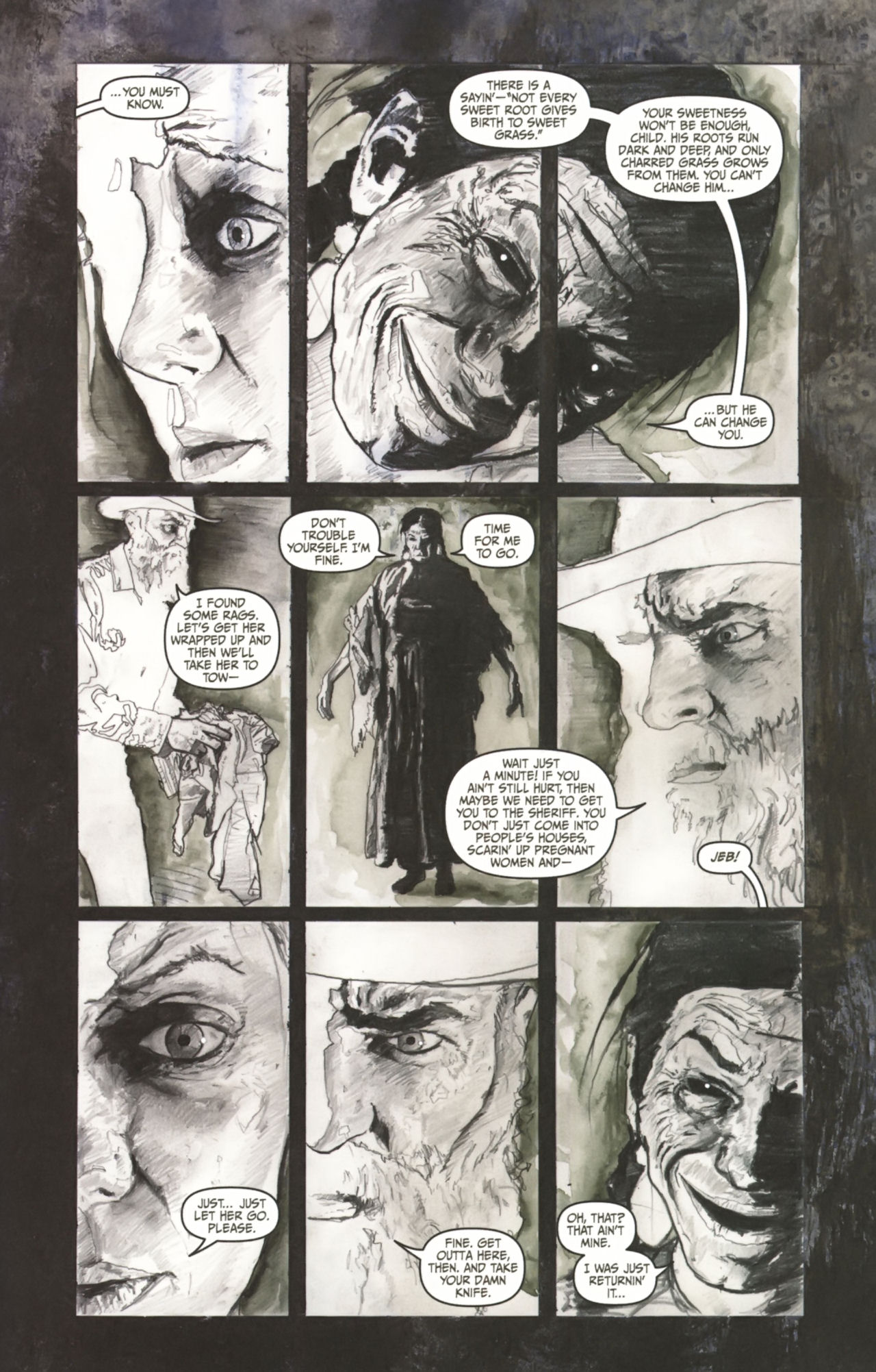 Read online Silent Hill: Past Life comic -  Issue #1 - 23