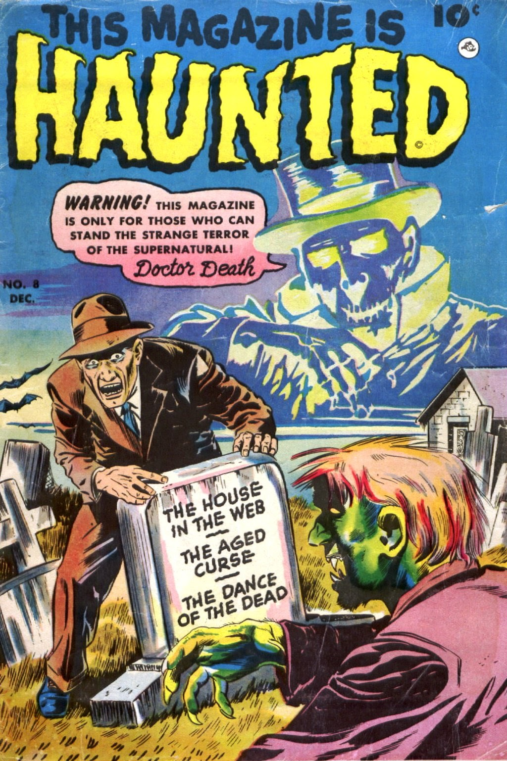 Read online This Magazine Is Haunted comic -  Issue #8 - 1