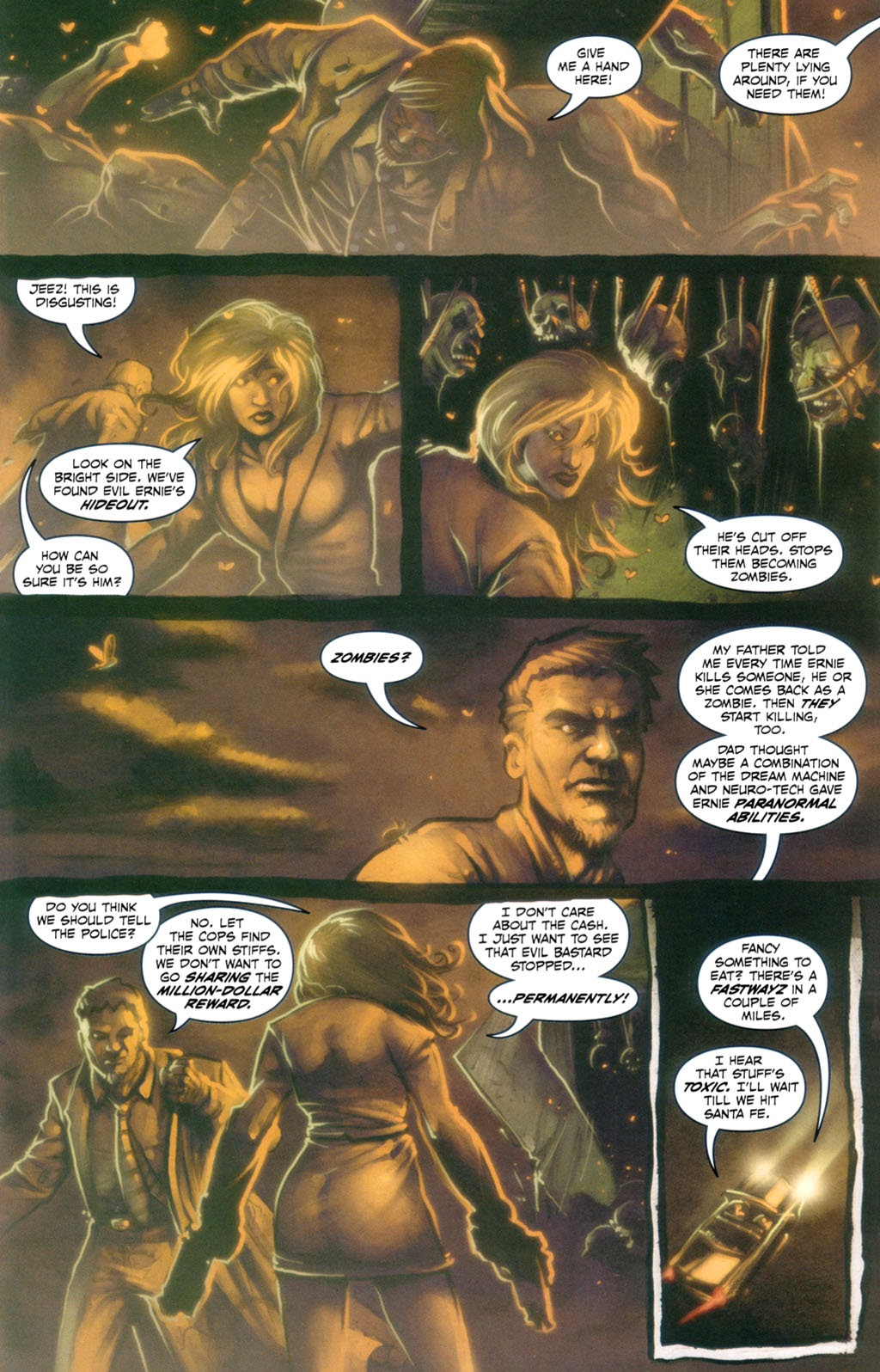 Read online Evil Ernie in Santa Fe comic -  Issue #1 - 14