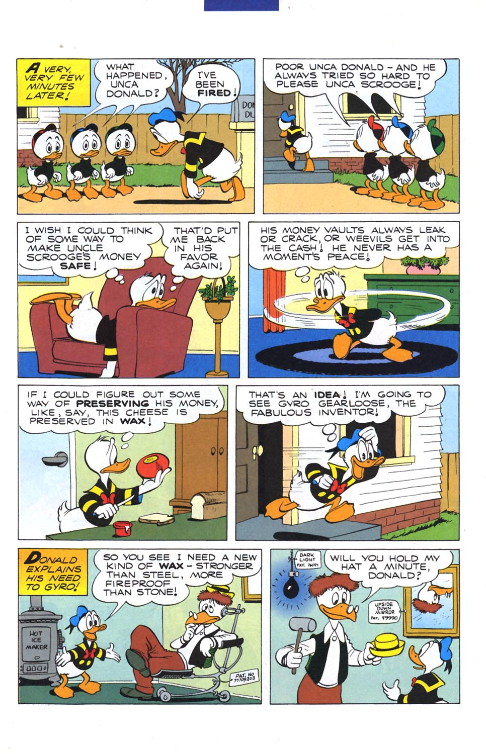 Read online Uncle Scrooge (1953) comic -  Issue #299 - 6