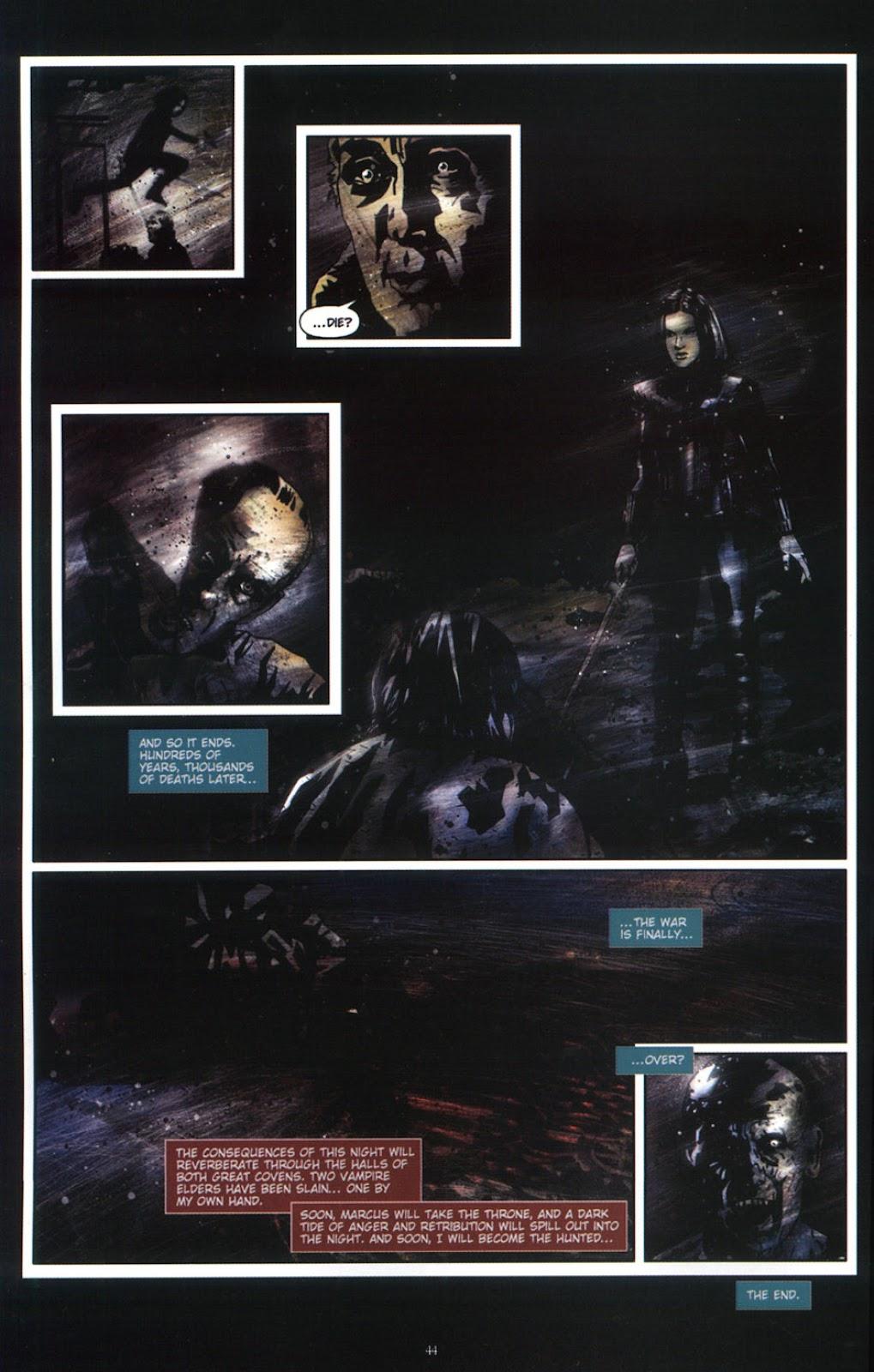 Read online Underworld (2003) comic -  Issue # Full - 45