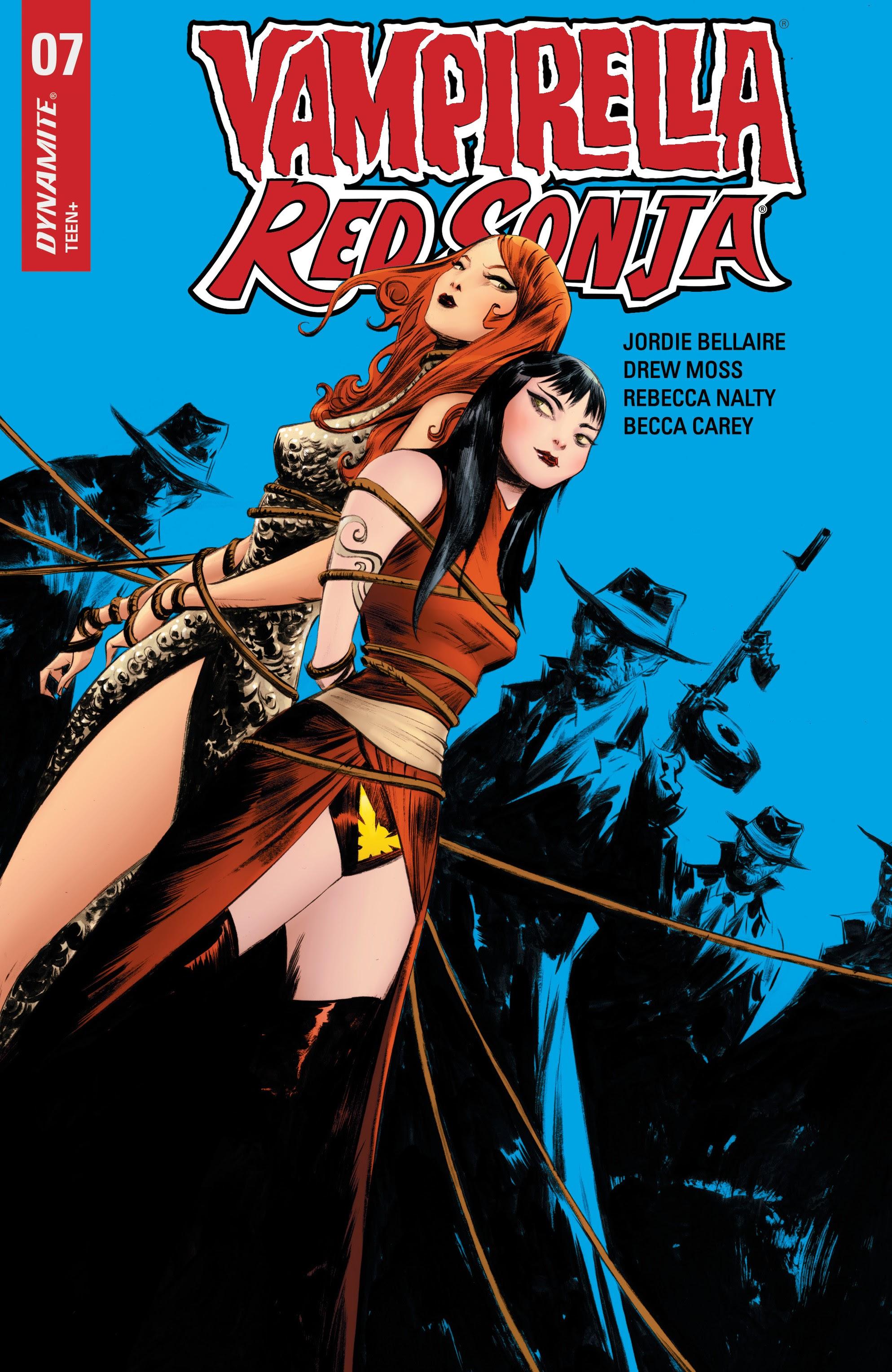 Vampirella/Red Sonja issue 7 - Page 1