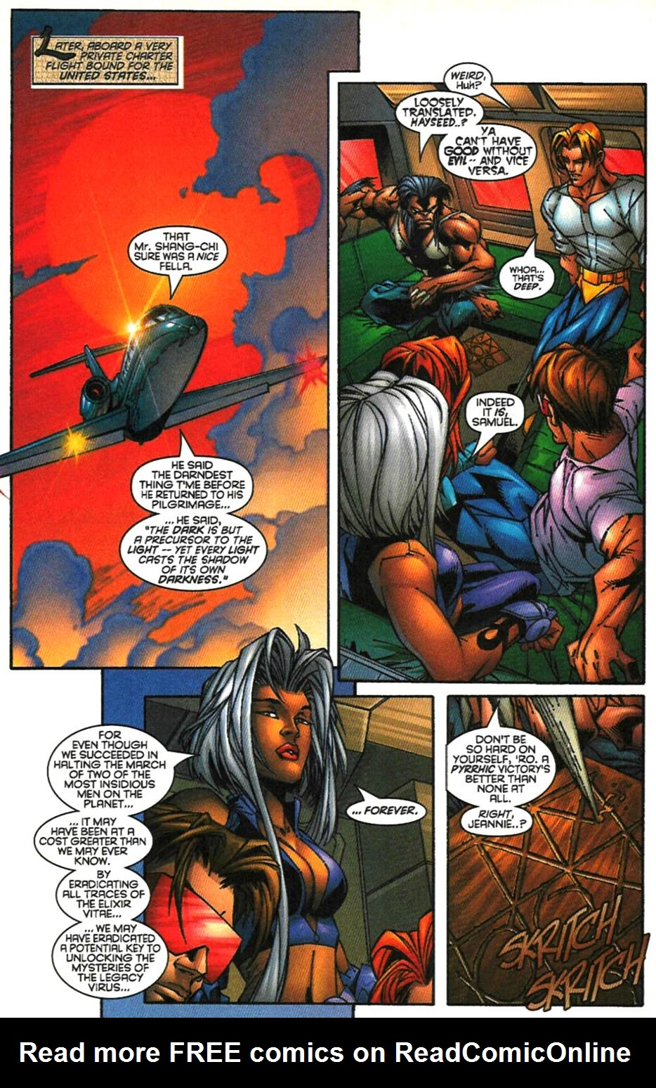 X-Men (1991) 64 Page 19