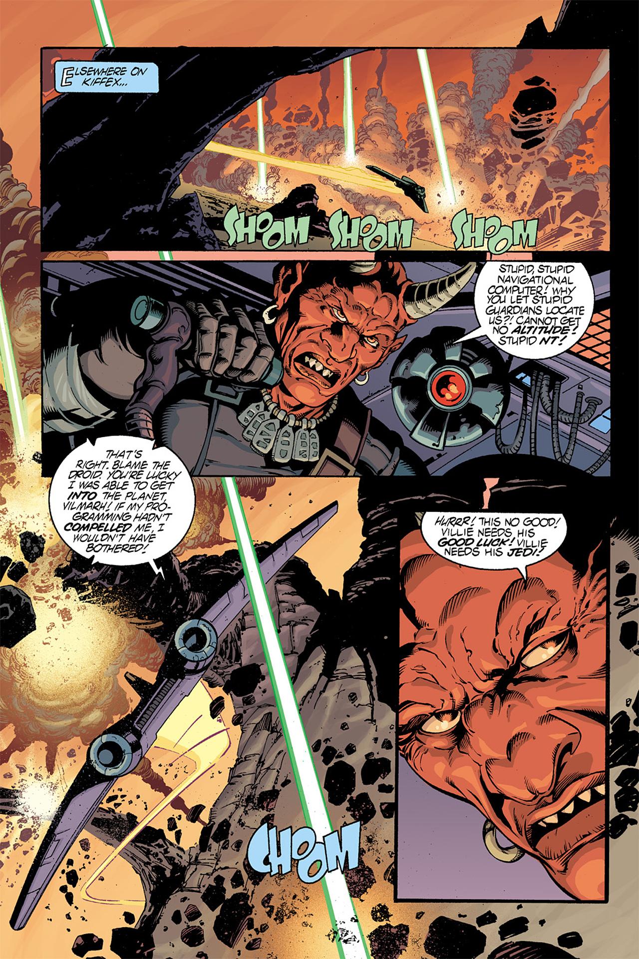 Read online Star Wars Omnibus comic -  Issue # Vol. 15 - 258