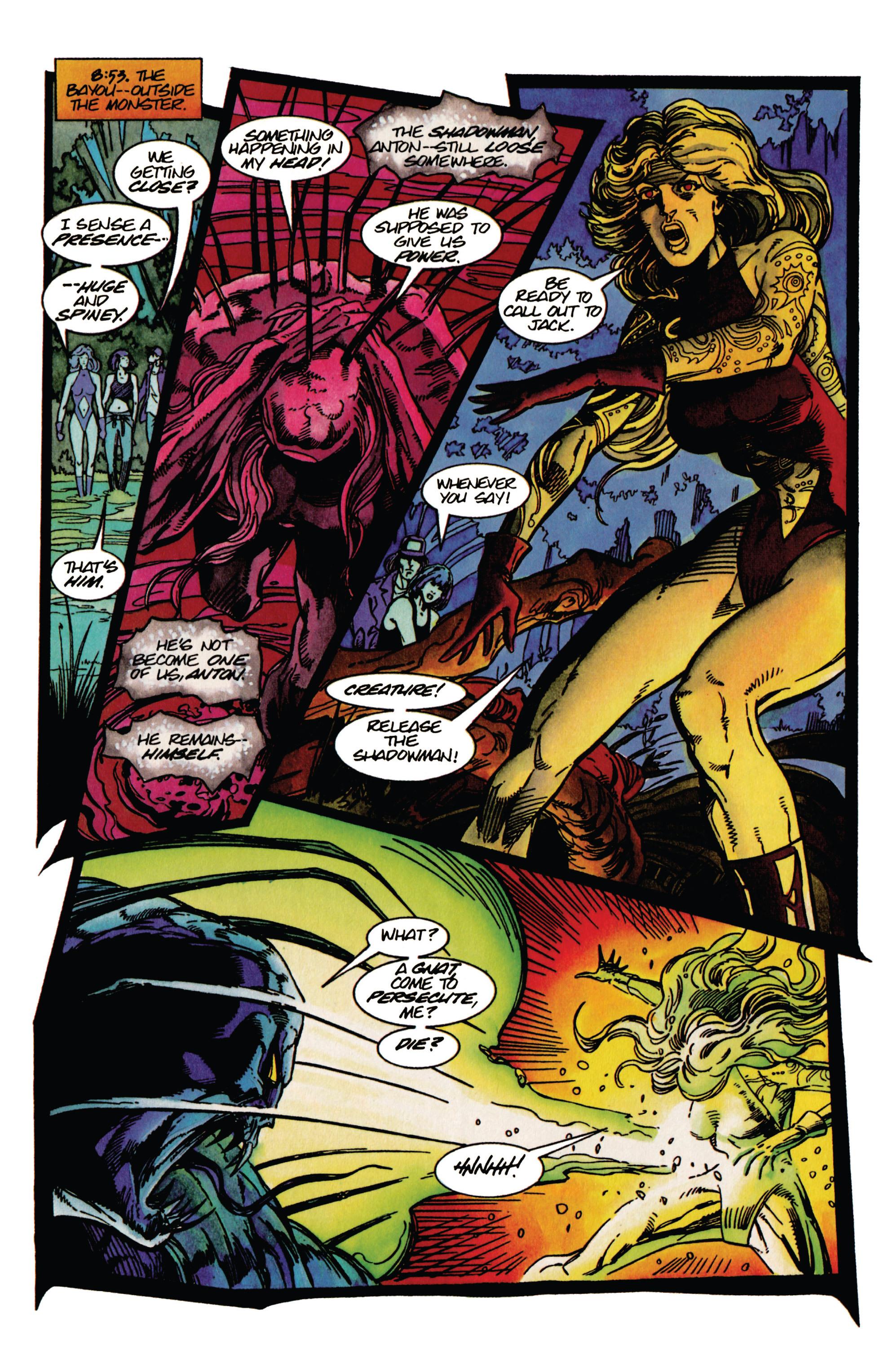 Read online Shadowman (1992) comic -  Issue #32 - 15