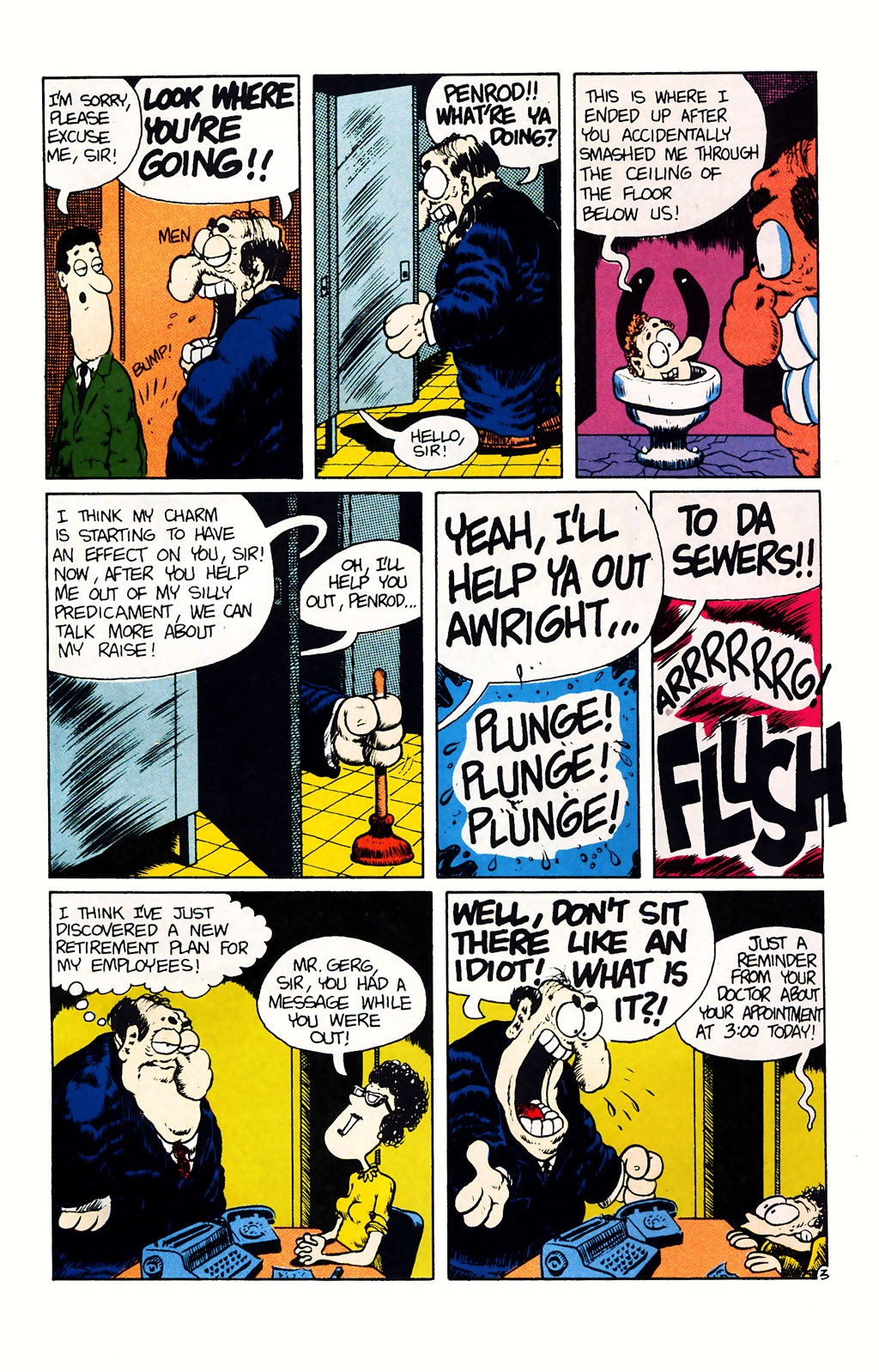 Ralph Snart Adventures (1988) issue 7 - Page 32
