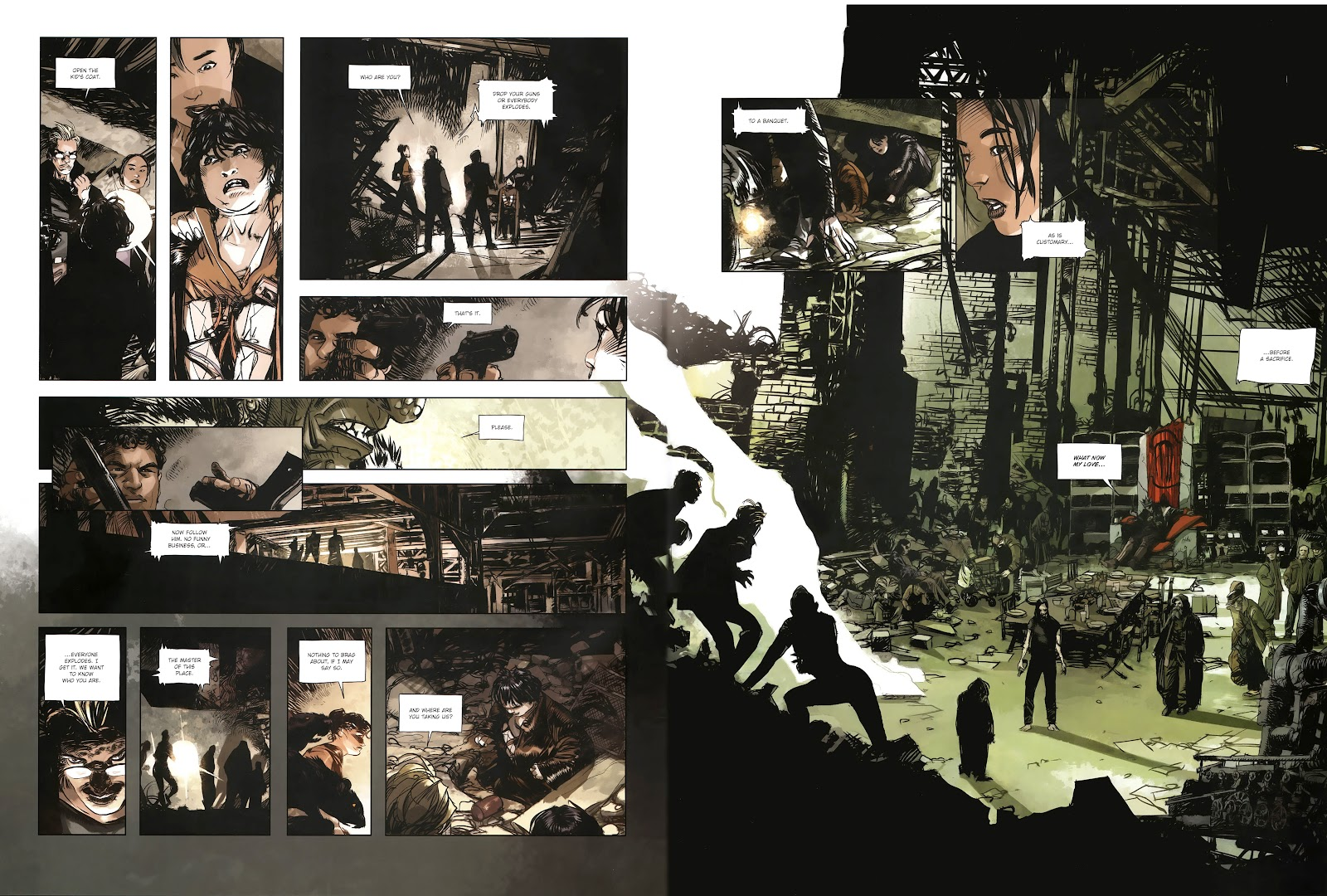 Read online Cutting Edge (2013) comic -  Issue #4 - 15