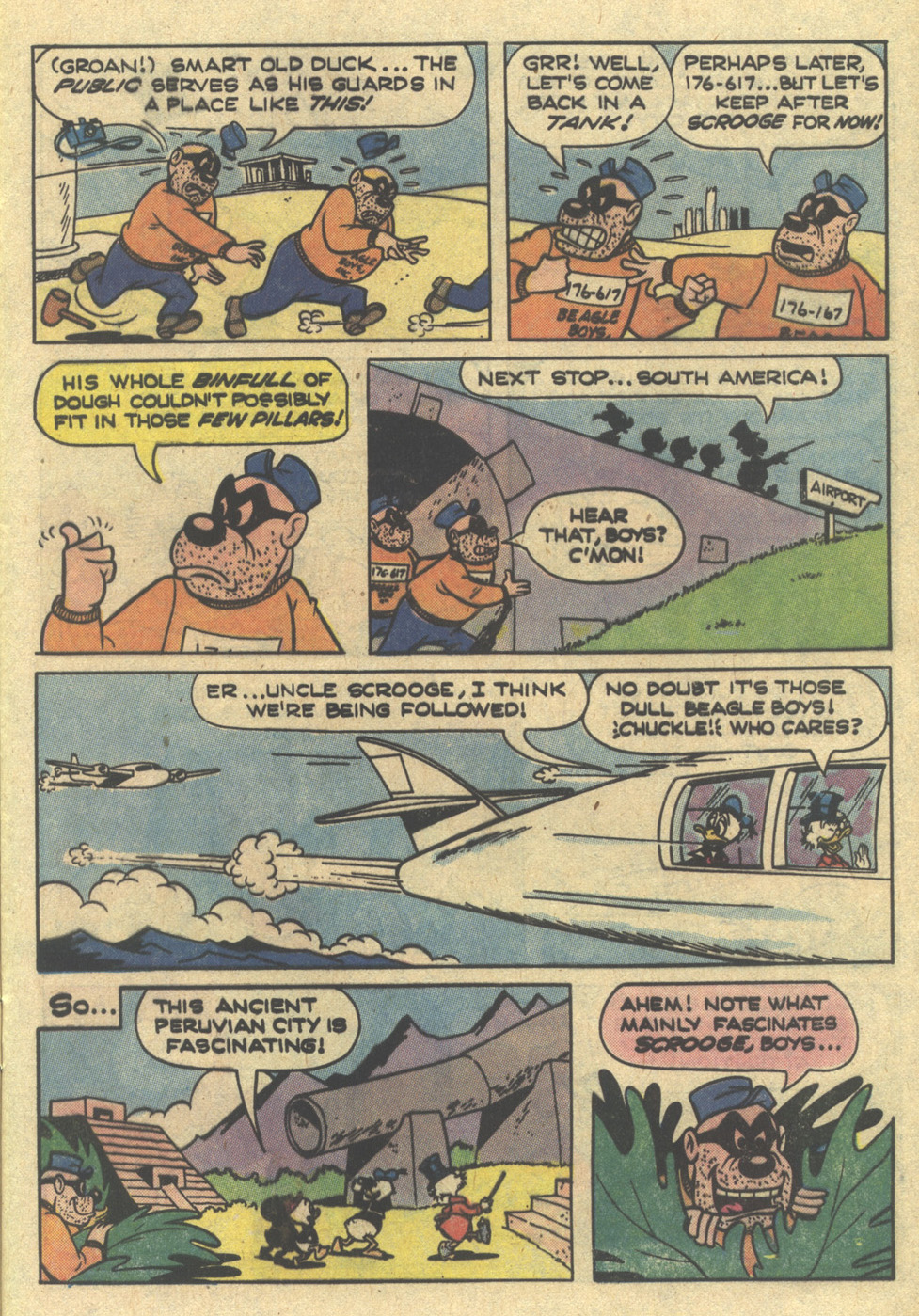 Read online Uncle Scrooge (1953) comic -  Issue #167 - 9