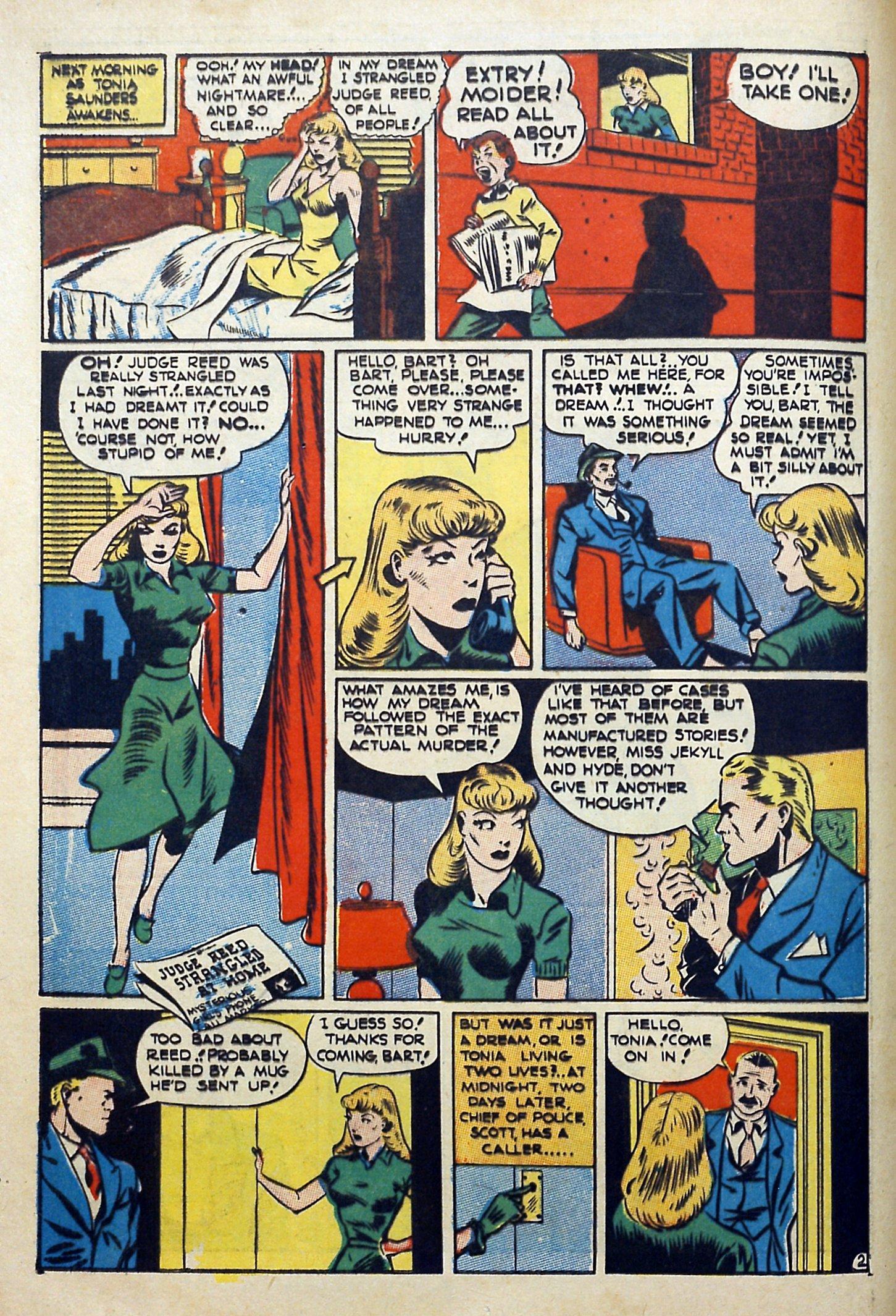 Daredevil (1941) issue 3 - Page 4