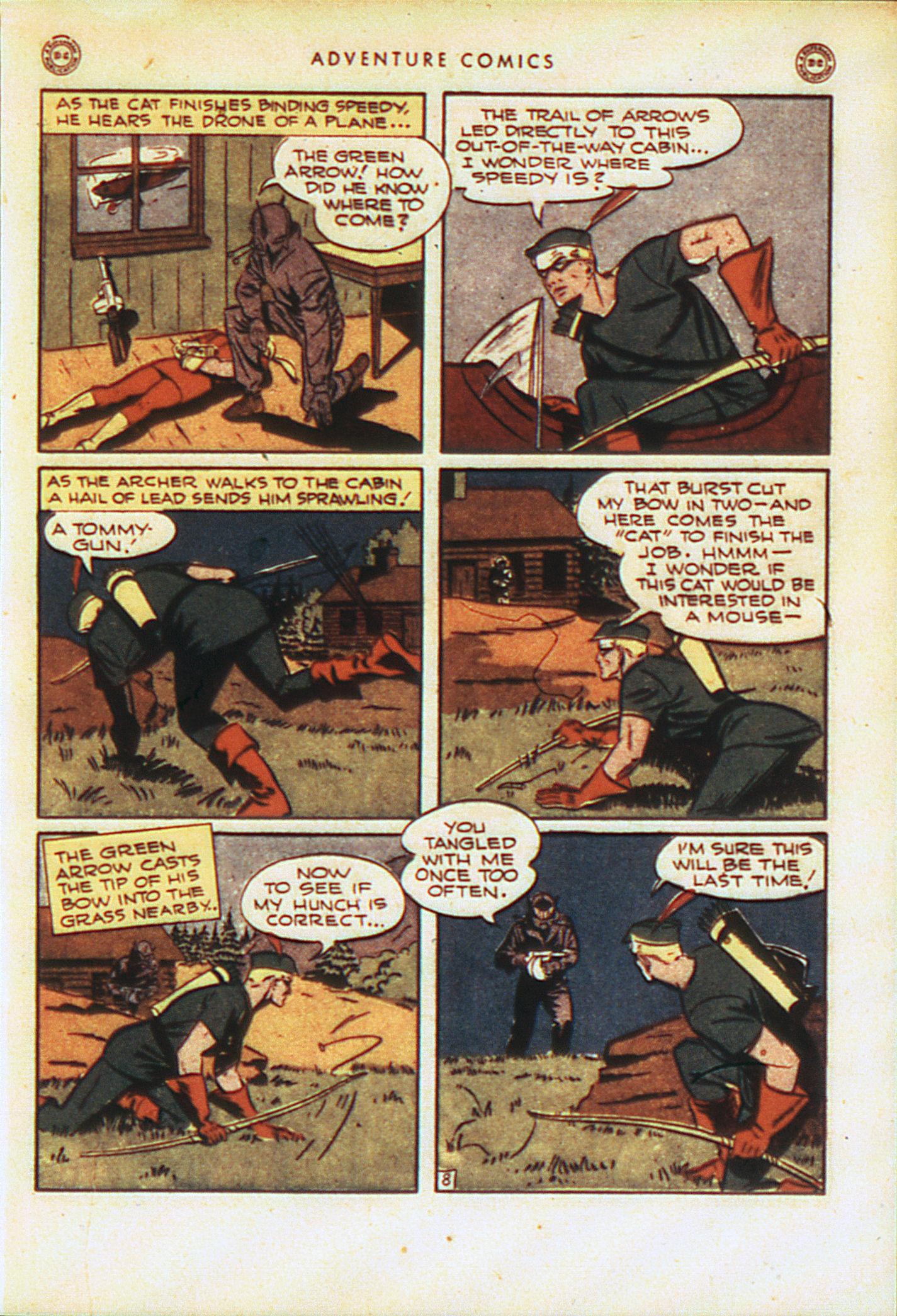 Read online Adventure Comics (1938) comic -  Issue #104 - 48