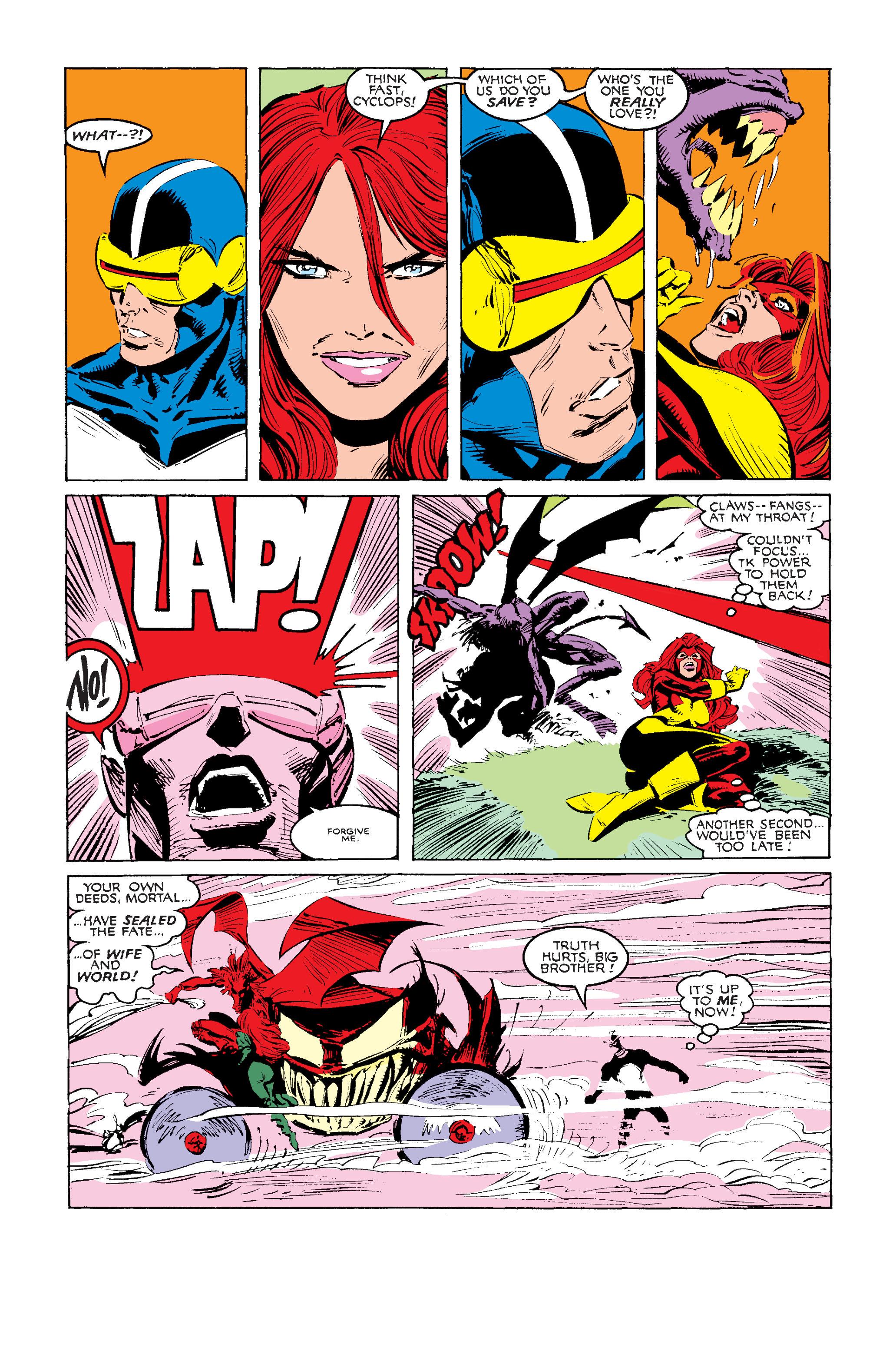 Read online Uncanny X-Men (1963) comic -  Issue #242 - 12