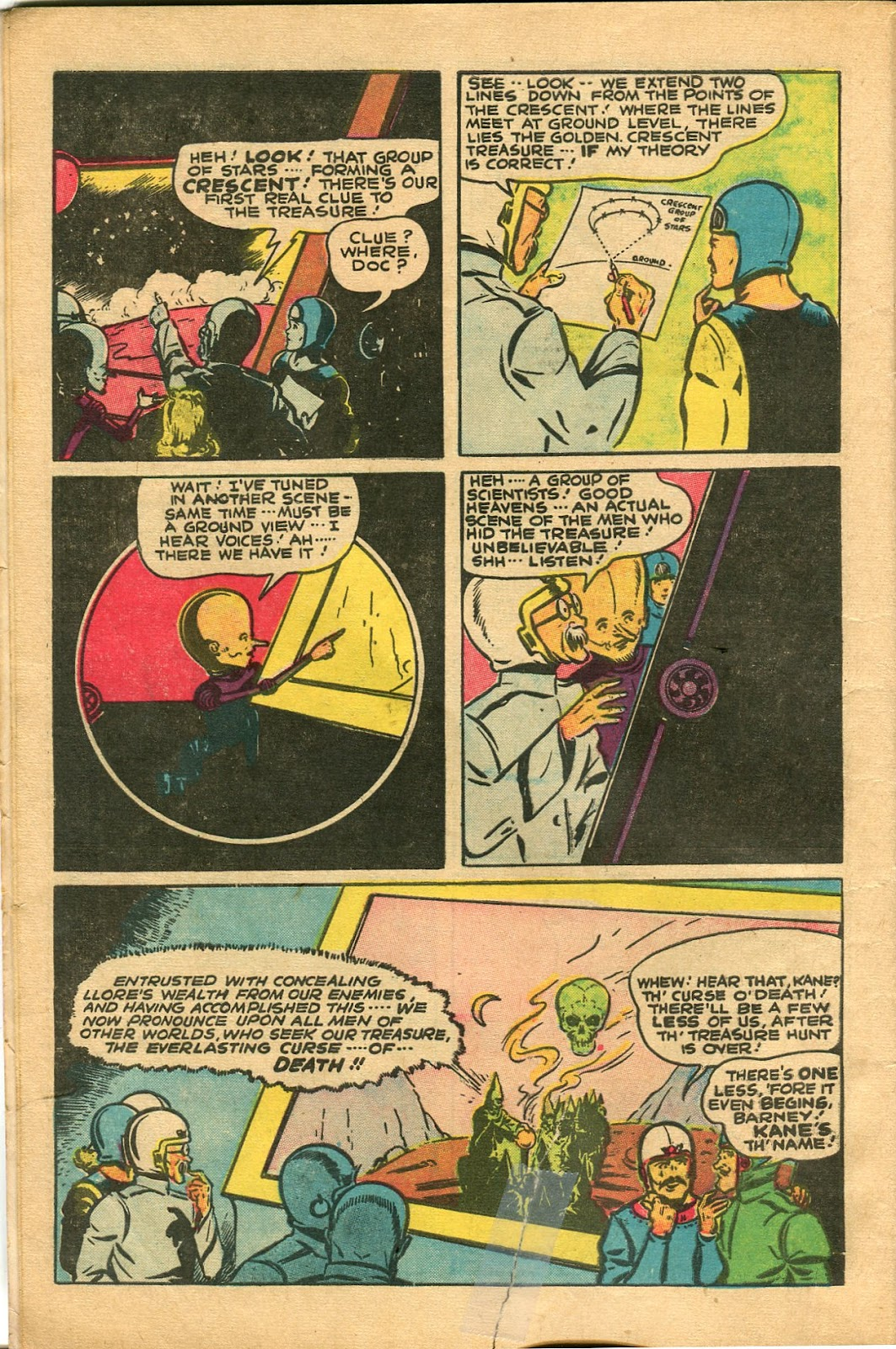 Read online Famous Funnies comic -  Issue #147 - 6
