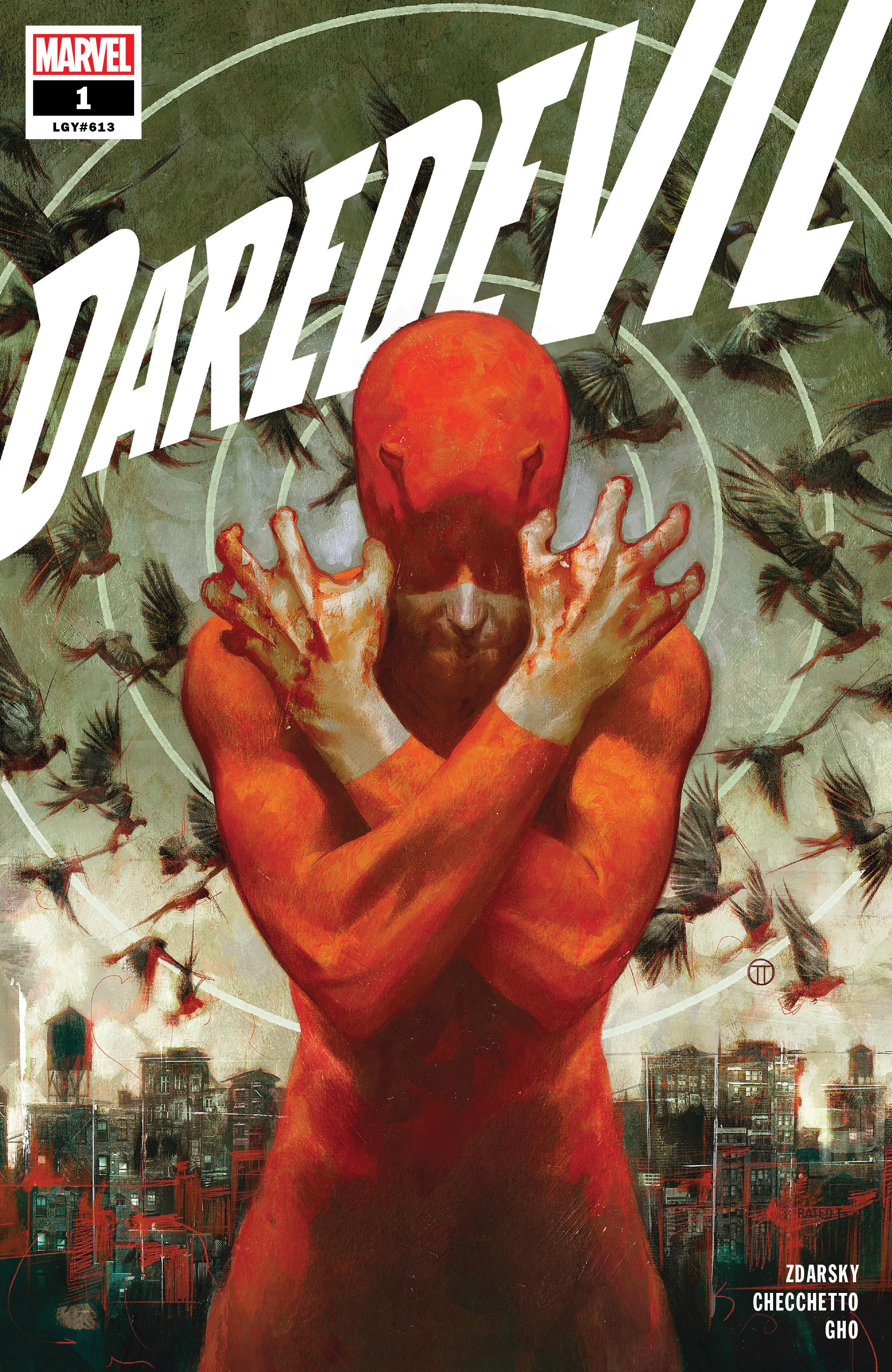 Daredevil (2019) 1 Page 1