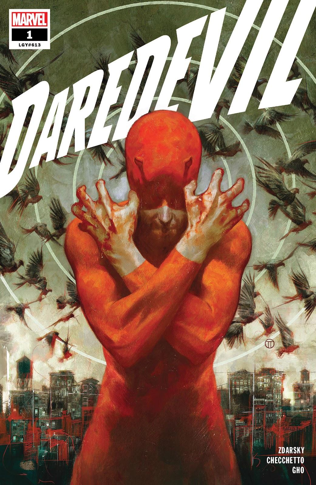 Daredevil (2019) issue 1 - Page 1