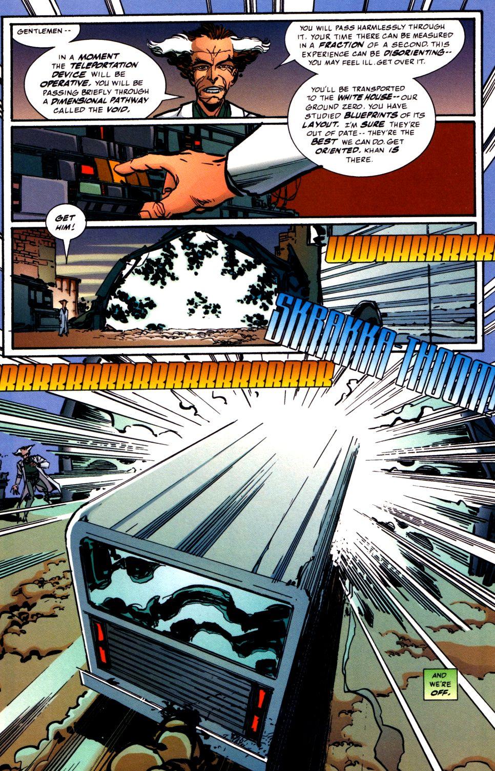 The Savage Dragon (1993) Issue #93 #96 - English 13