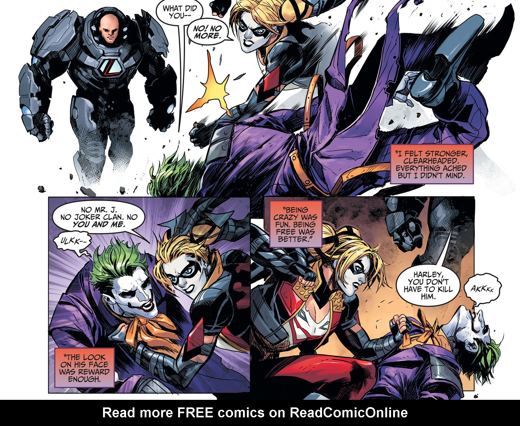 Read online Injustice: Ground Zero comic -  Issue #19 - 13