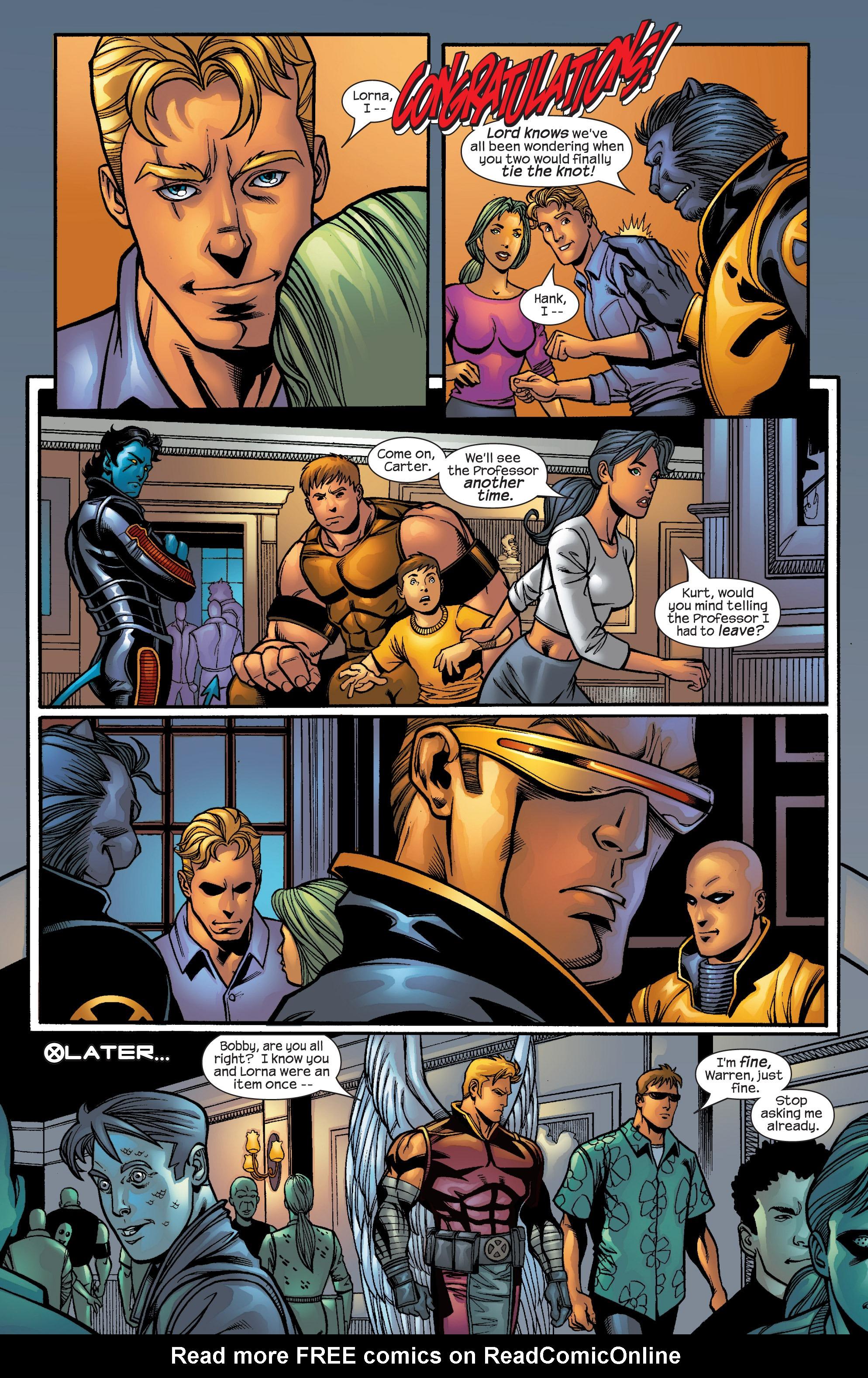 Read online Uncanny X-Men (1963) comic -  Issue #421 - 11