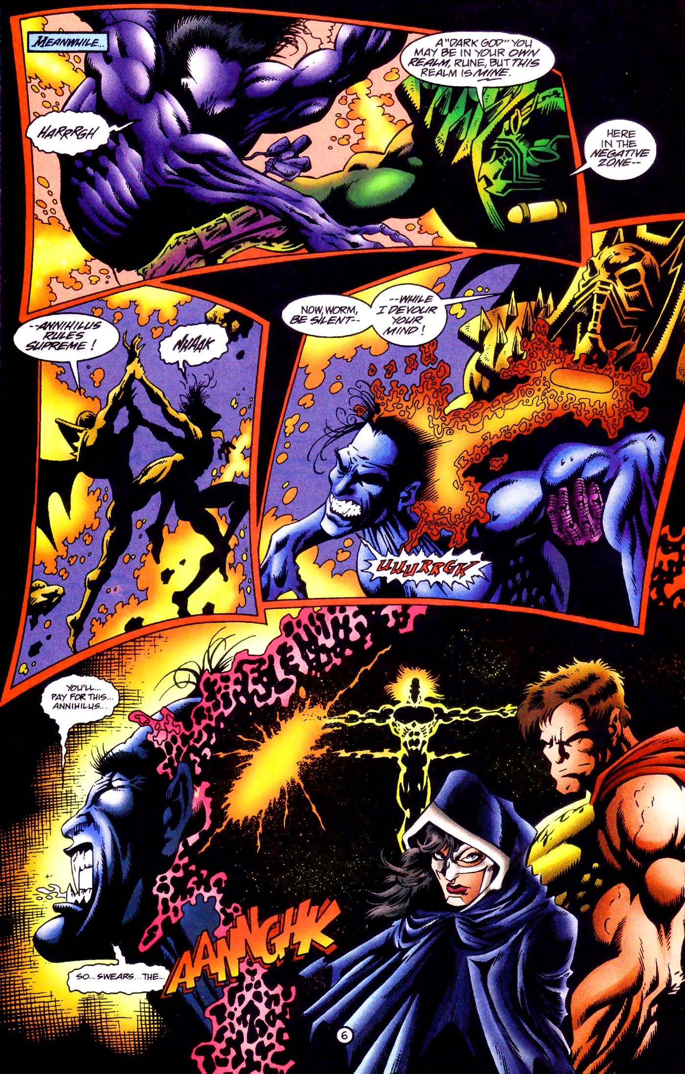Read online Rune (1995) comic -  Issue #1 - 7
