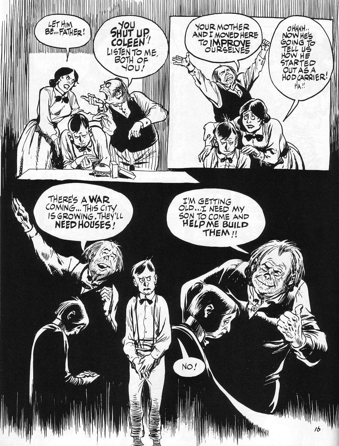 Read online Dropsie Avenue, The Neighborhood comic -  Issue # Full - 18