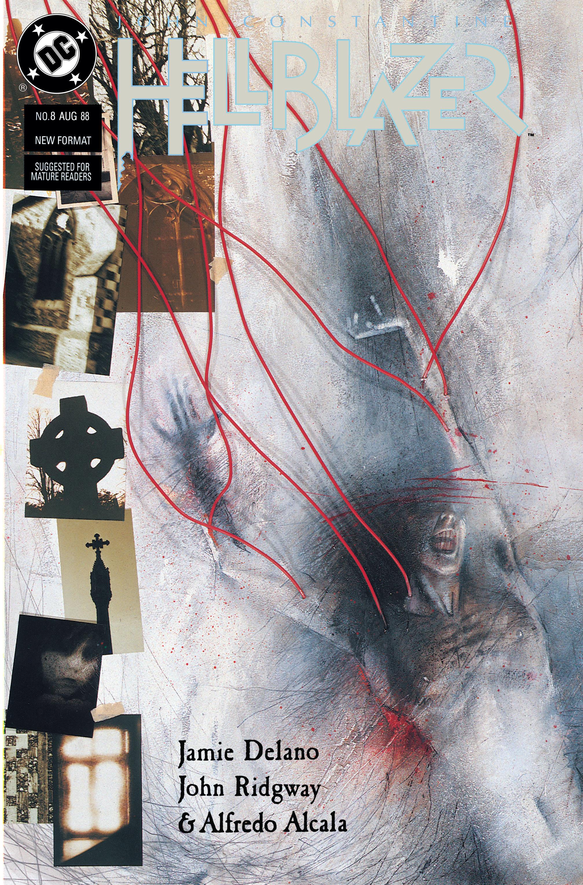 Hellblazer issue 8 - Page 1