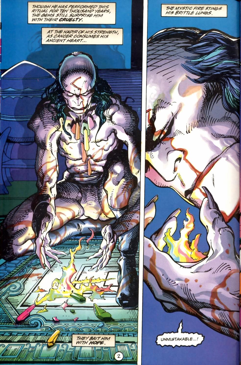 Read online Sludge comic -  Issue #1 - 33