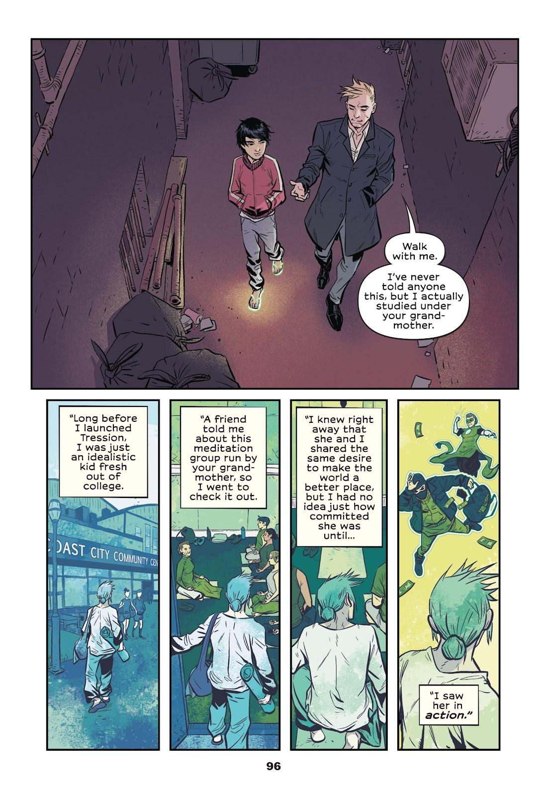 Read online Green Lantern: Legacy comic -  Issue # TPB - 94