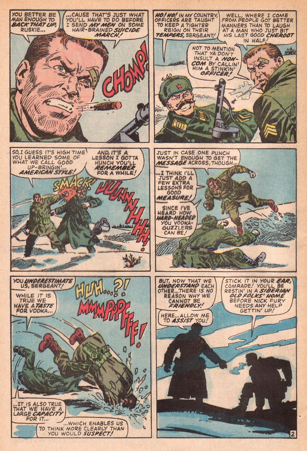 Read online Sgt. Fury comic -  Issue #73 - 4