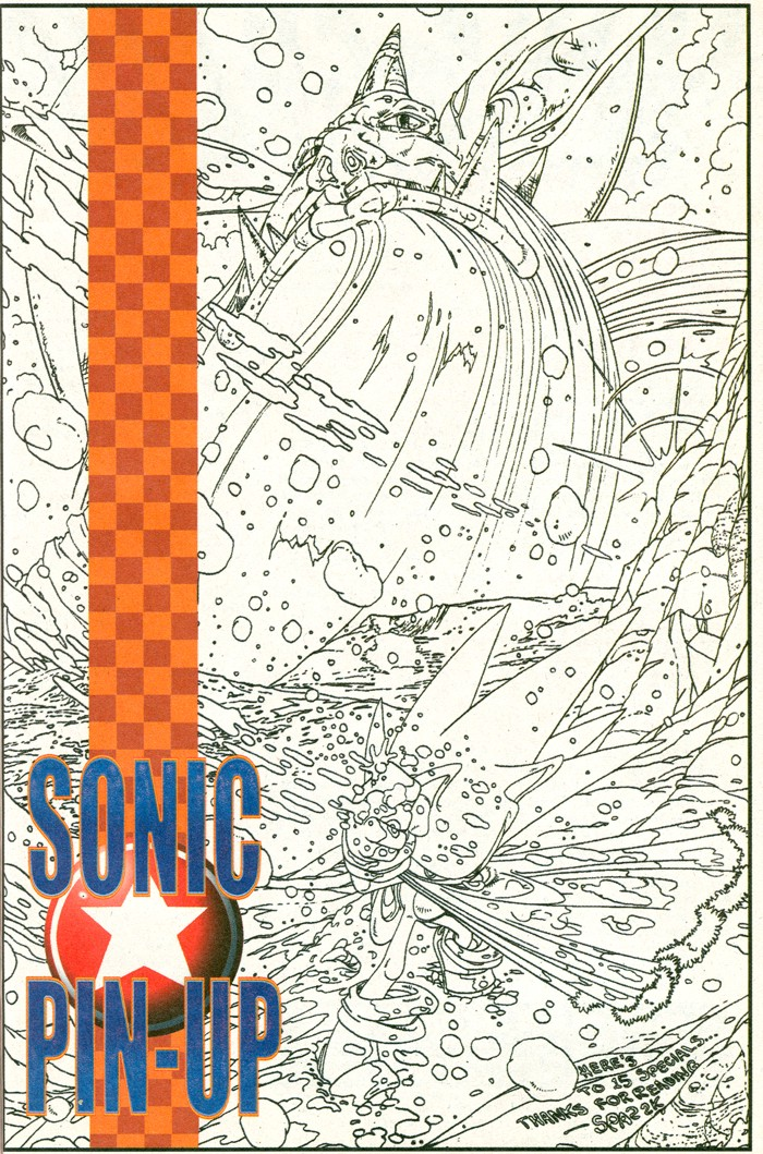 Read online Sonic Super Special comic -  Issue #15 - Naugus games - 37