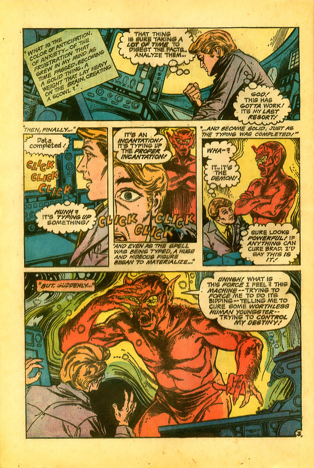 Weird Mystery Tales issue 7 - Page 24