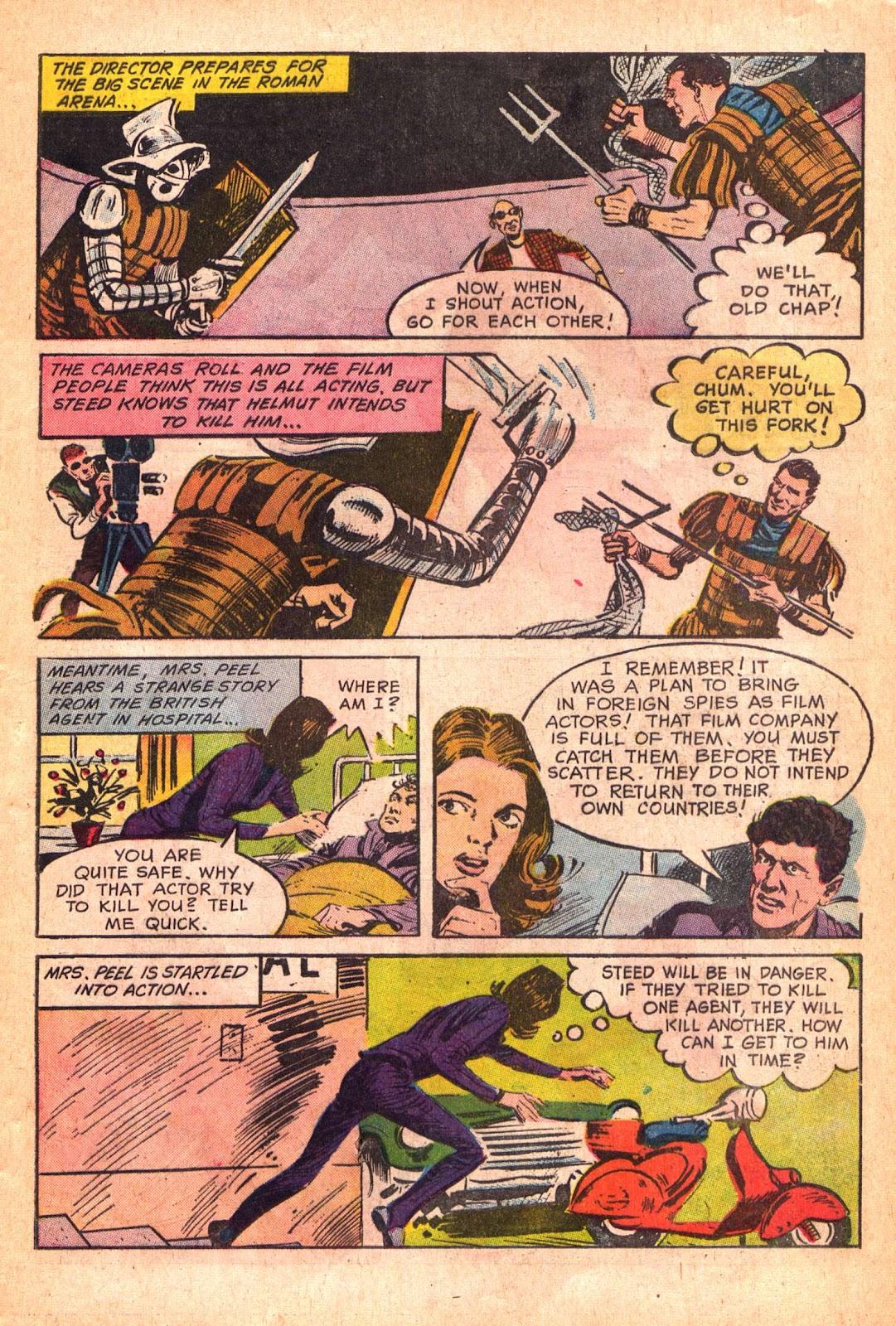 Read online The Avengers (1968) comic -  Issue # Full - 13