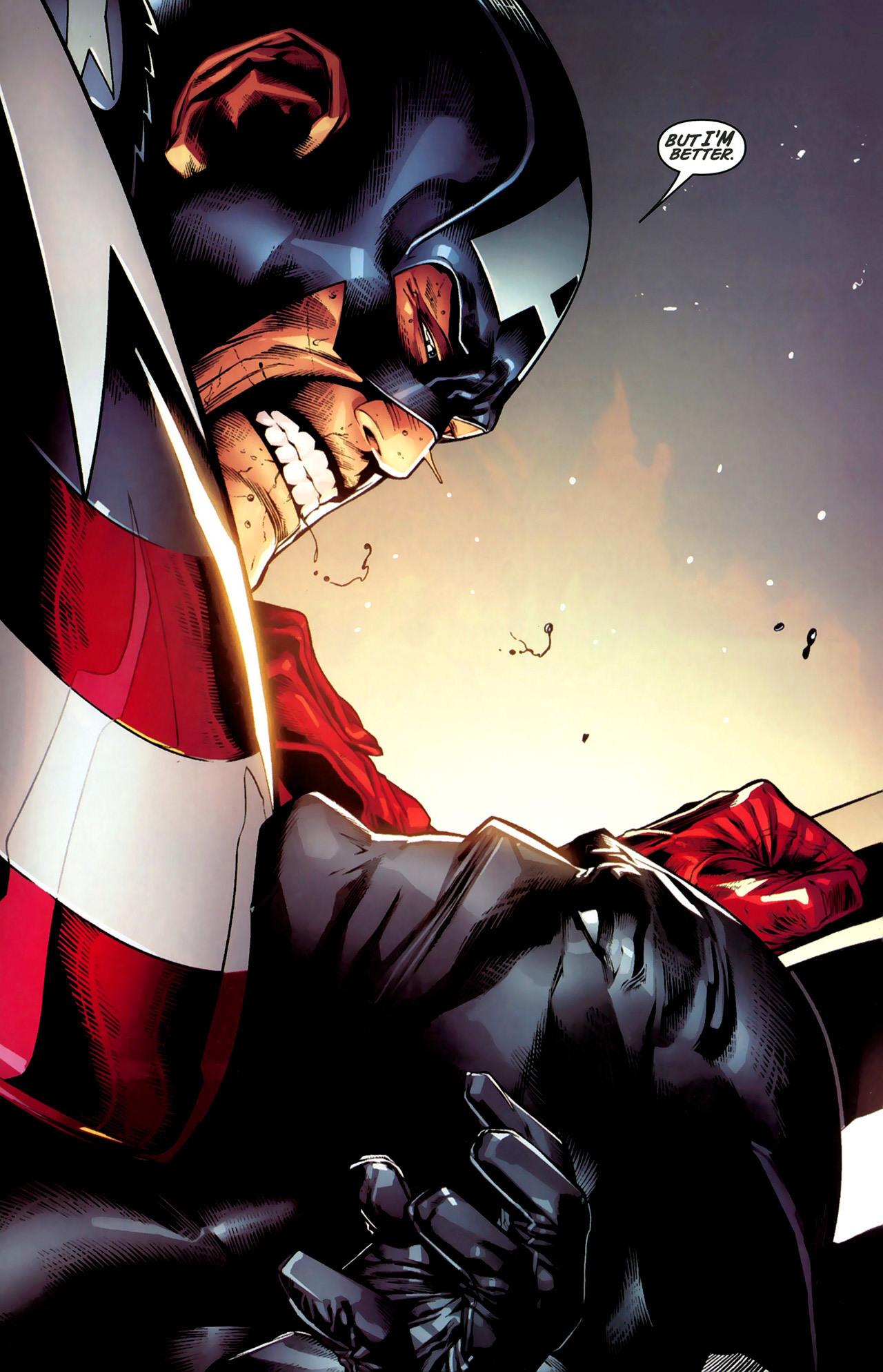 Read online Ultimate Captain America (2008) comic -  Issue # Full - 14