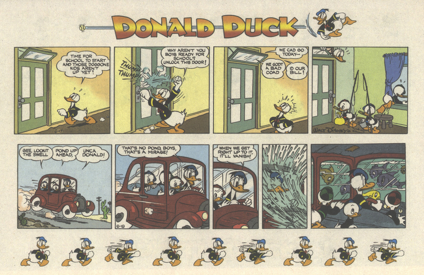 Walt Disney's Donald Duck (1986) issue 298 - Page 14