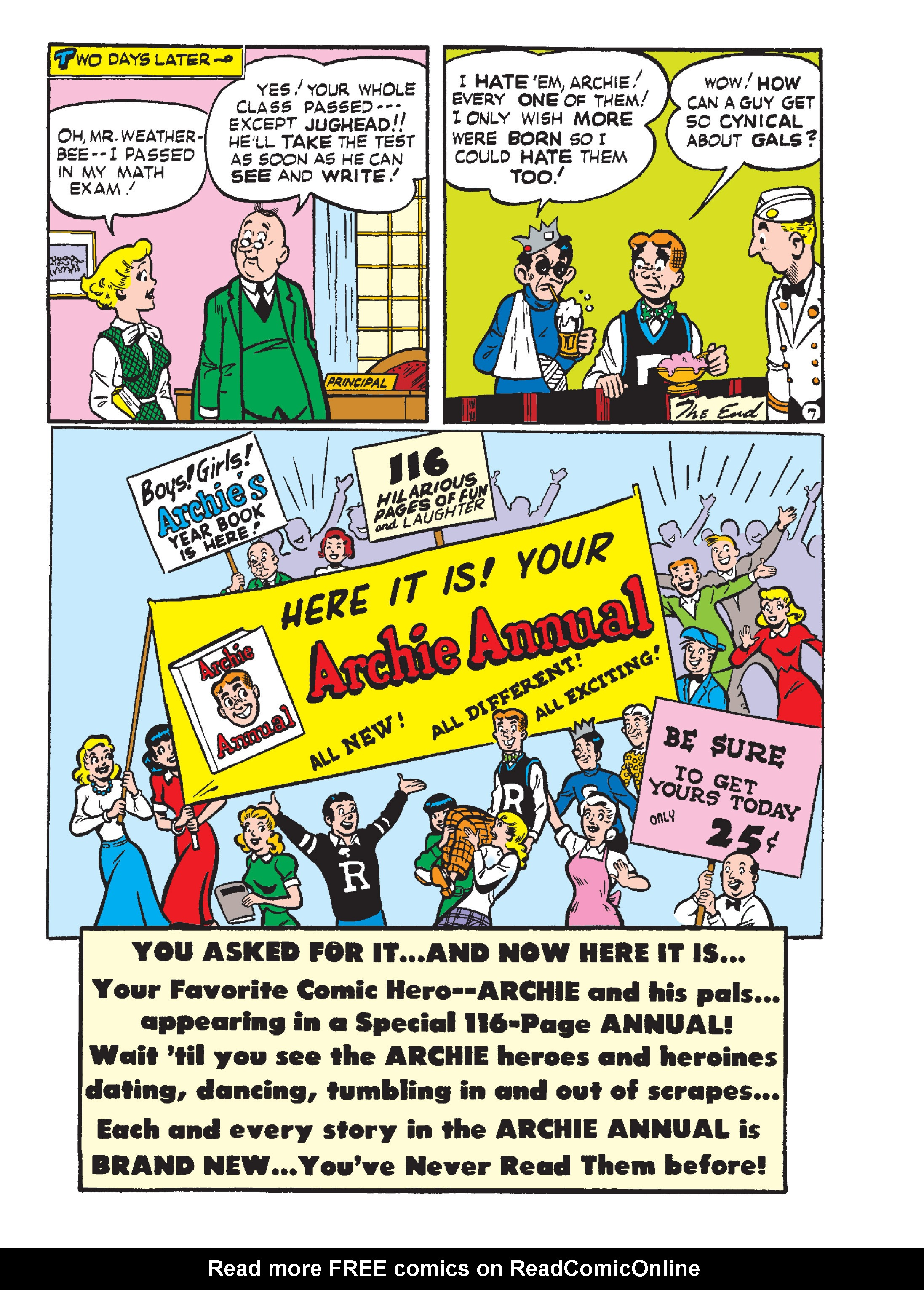 Read online Archie 1000 Page Comics Blowout! comic -  Issue # TPB (Part 2) - 45
