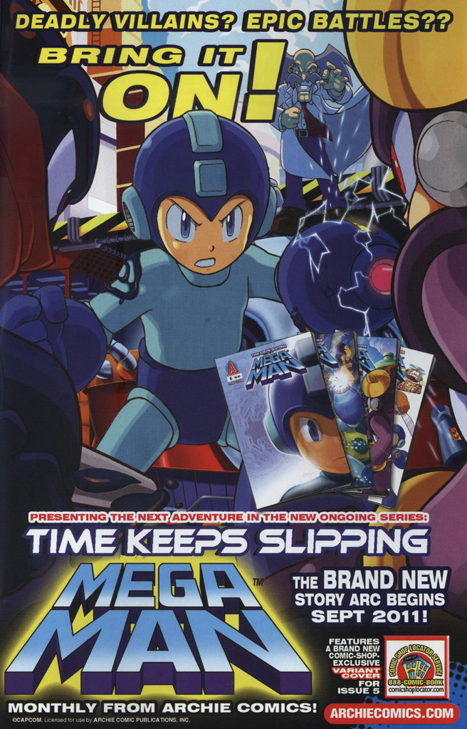 Read online Sonic Universe comic -  Issue #31 - 35