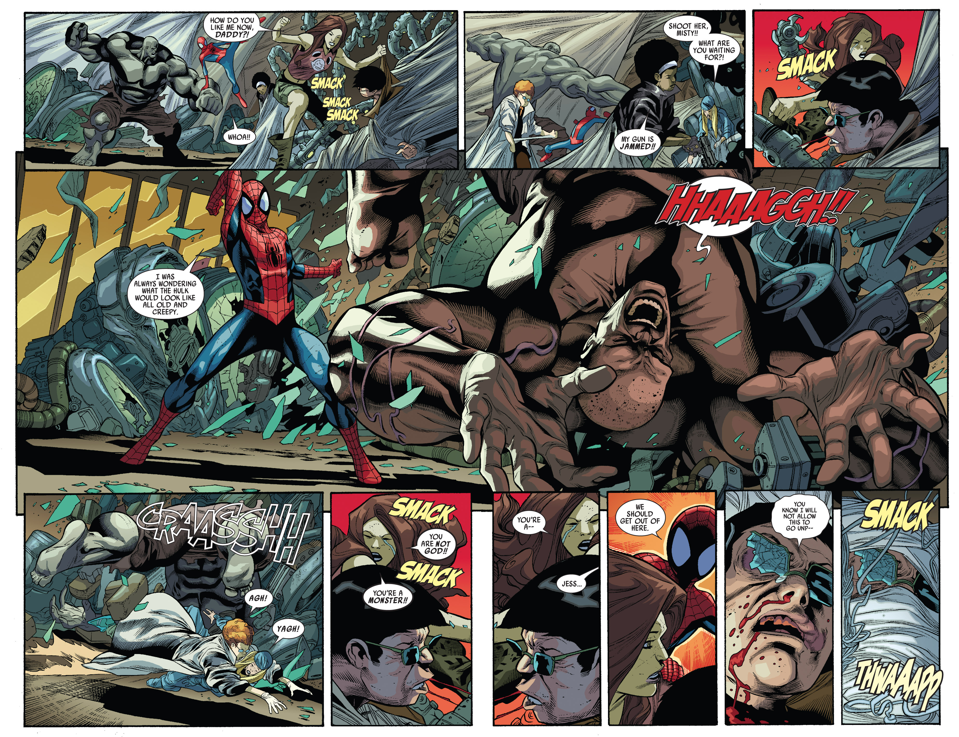 Read online Ultimate Comics Doomsday comic -  Issue # Full - 197