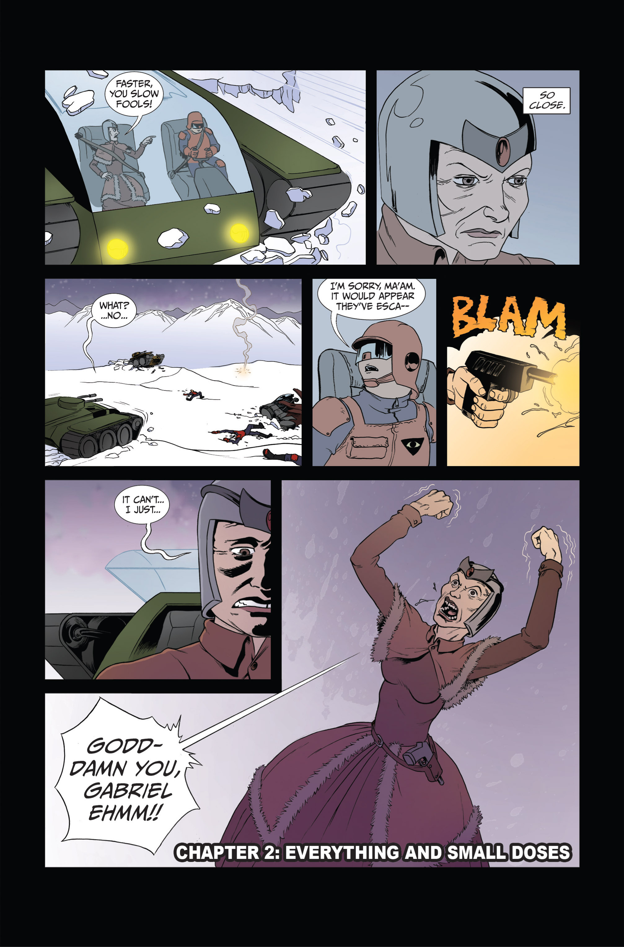 Read online Ehmm Theory: Everything & Small Doses comic -  Issue #4 - 28