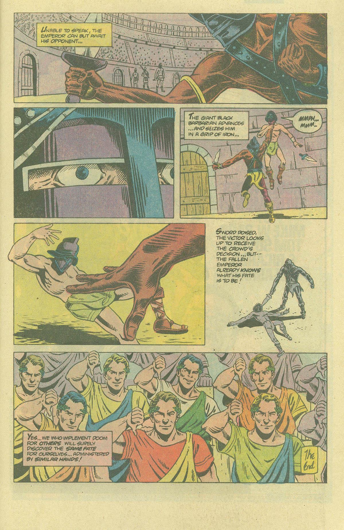 Read online Sgt. Rock comic -  Issue #394 - 31