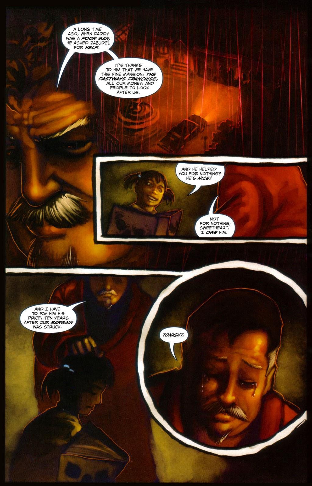 Read online Evil Ernie in Santa Fe comic -  Issue #3 - 11