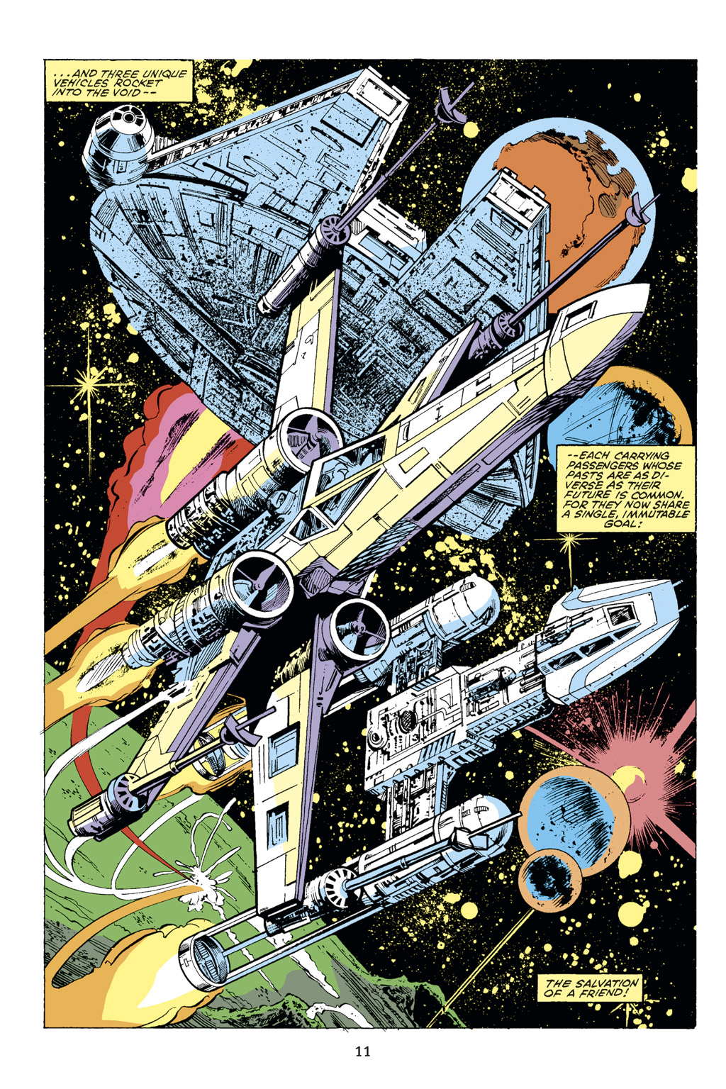 Read online Star Wars Omnibus comic -  Issue # Vol. 18 - 11