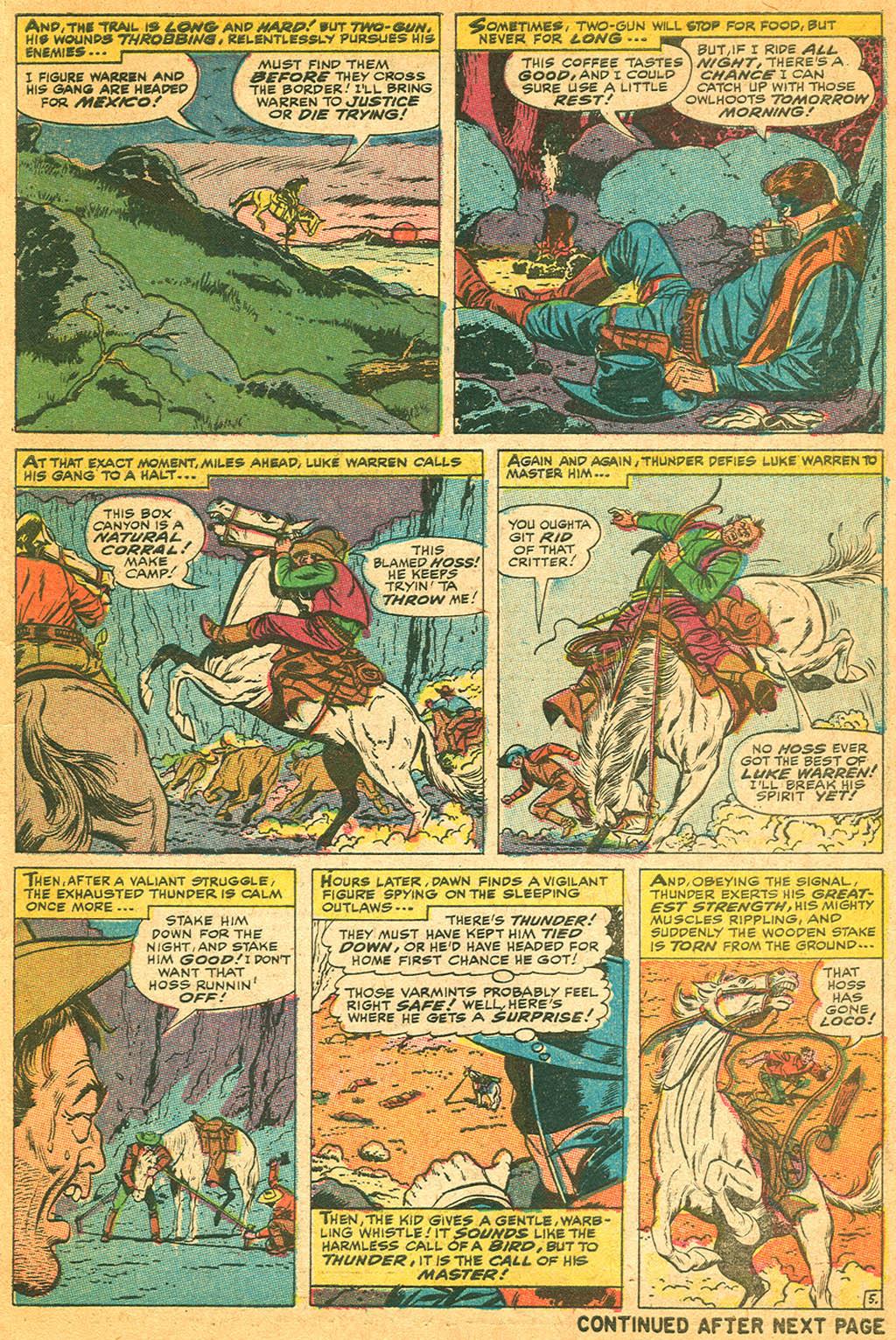 Read online Two-Gun Kid comic -  Issue #87 - 7
