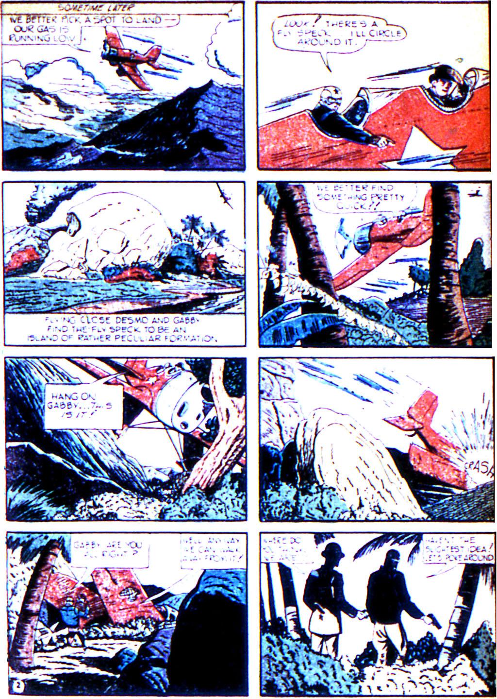Read online Adventure Comics (1938) comic -  Issue #43 - 37