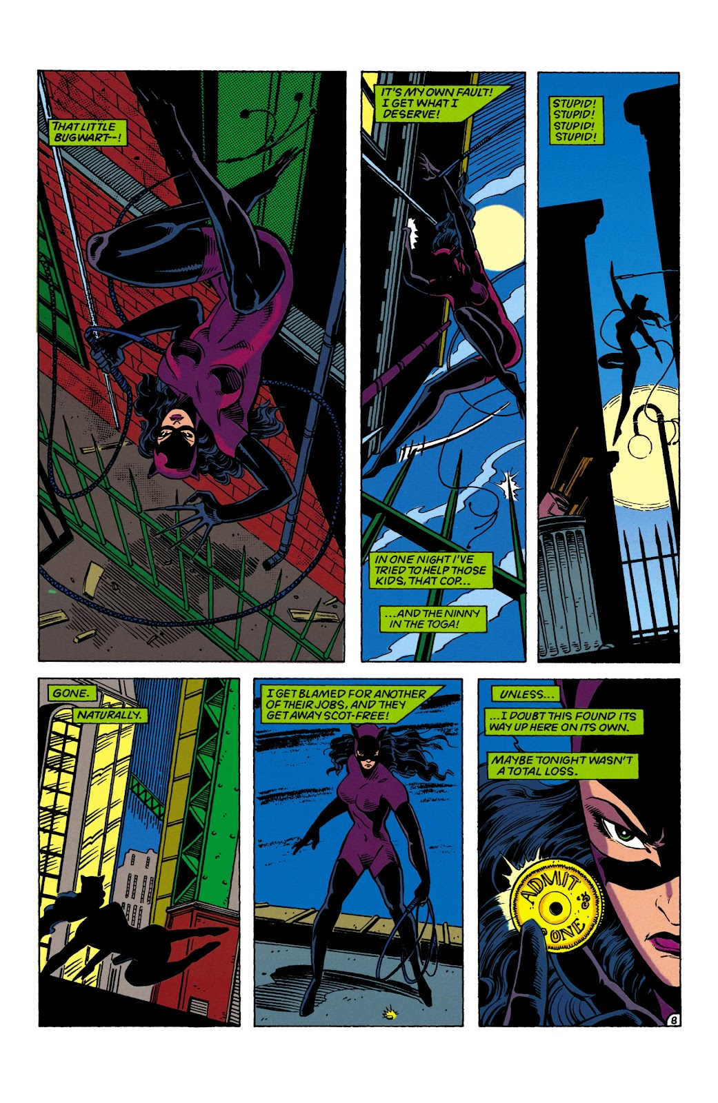 Catwoman (1993) Issue #9 #14 - English 9