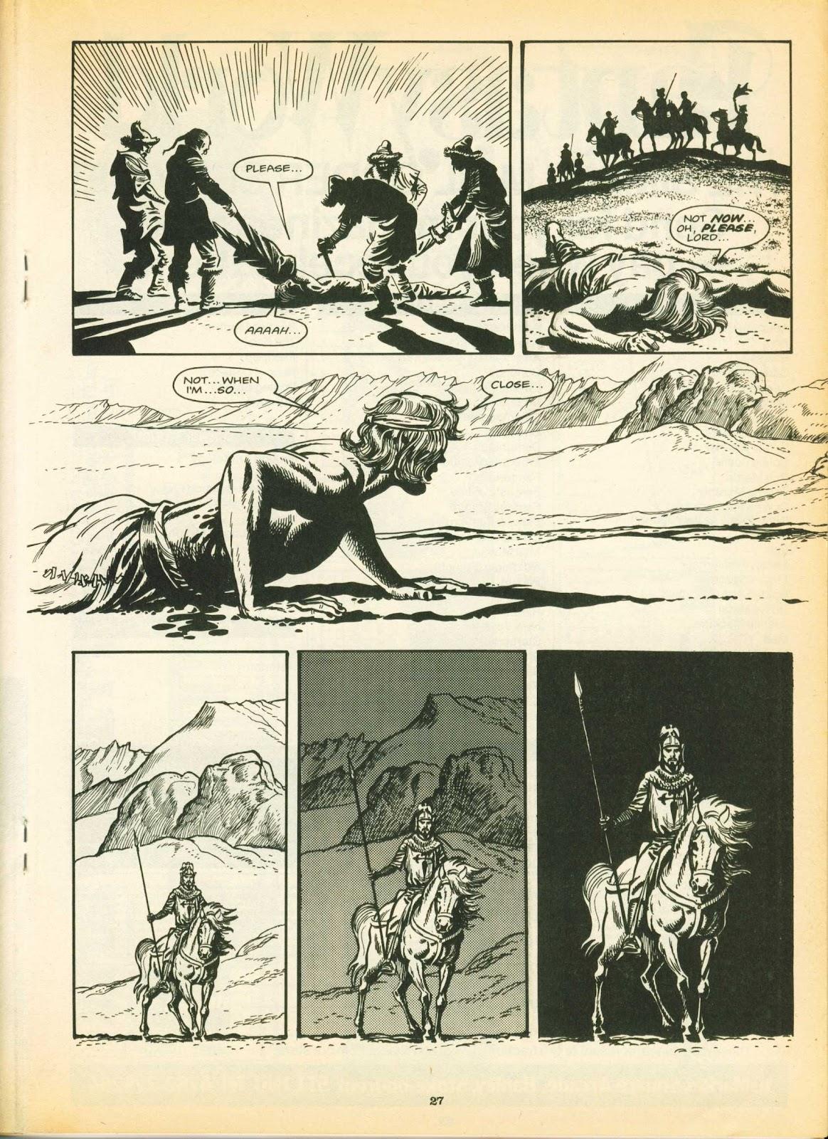Warrior Issue #12 #13 - English 27