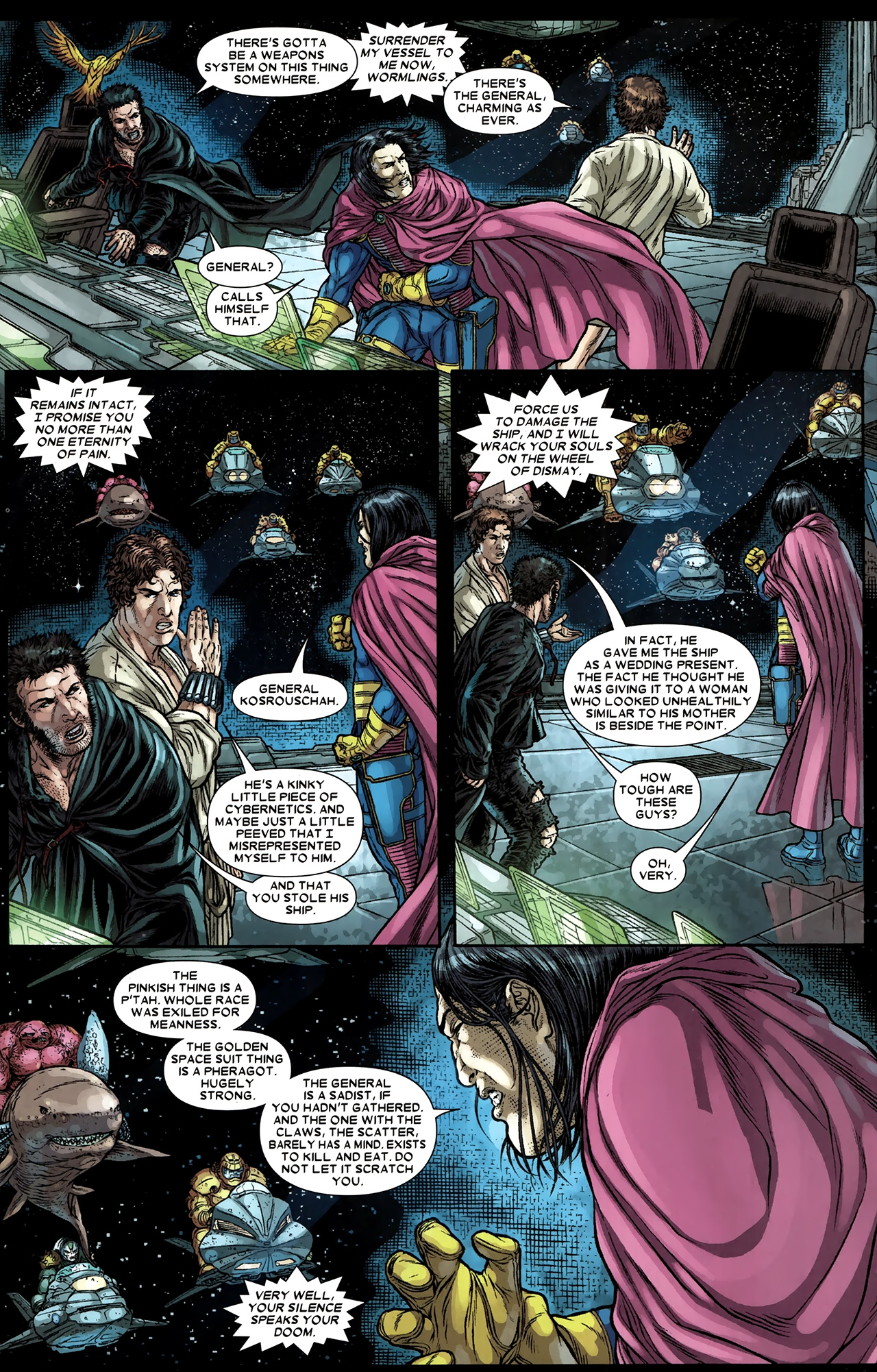 Read online Wolverine: The Best There Is comic -  Issue #9 - 17
