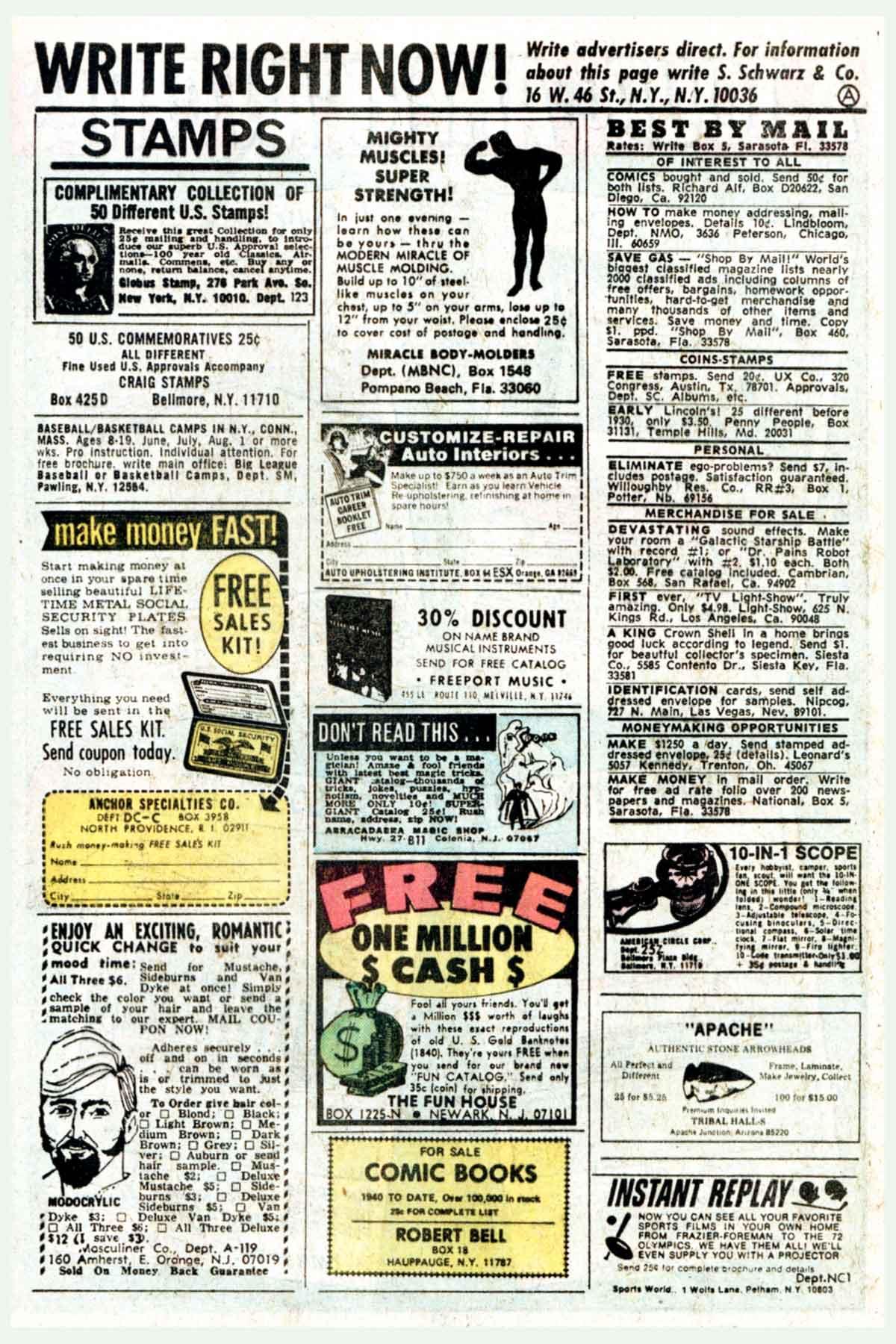Read online Shazam! (1973) comic -  Issue #15 - 33
