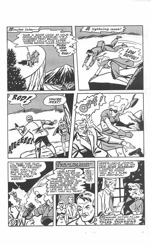 Read online Golden-Age Men of Mystery comic -  Issue #5 - 19