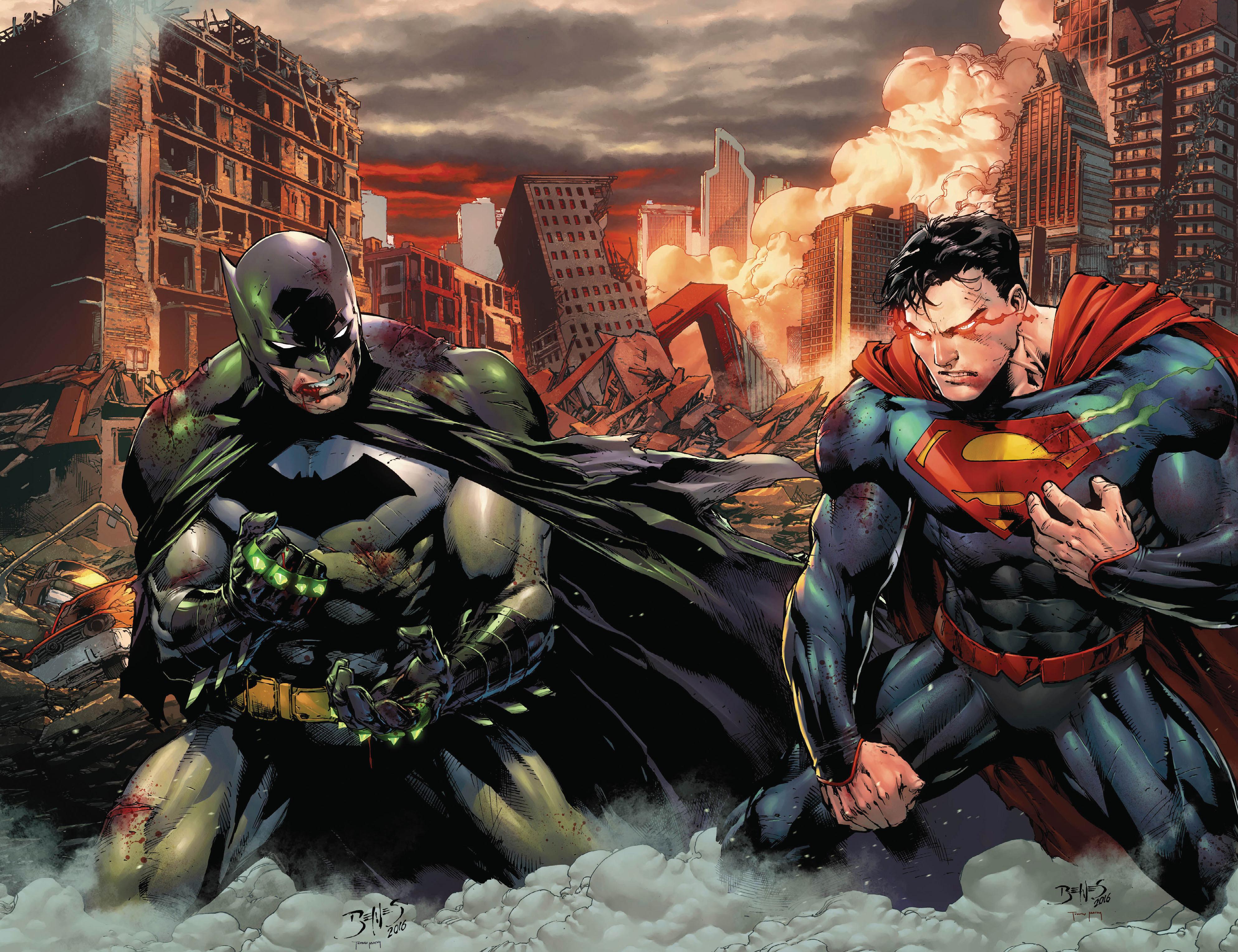 Read online Batman (2011) comic -  Issue # _TPB 9 - 161