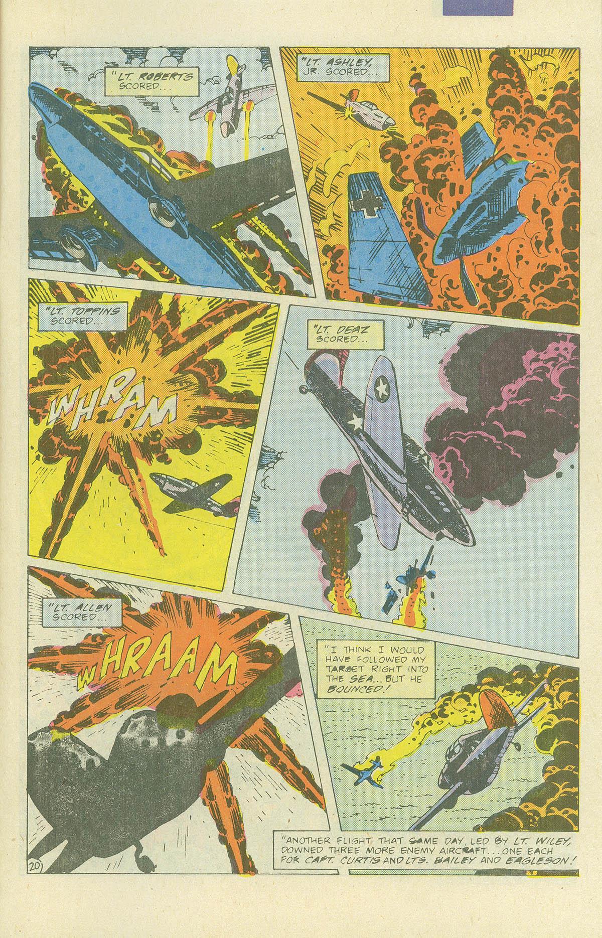 Read online Sgt. Rock comic -  Issue #405 - 26